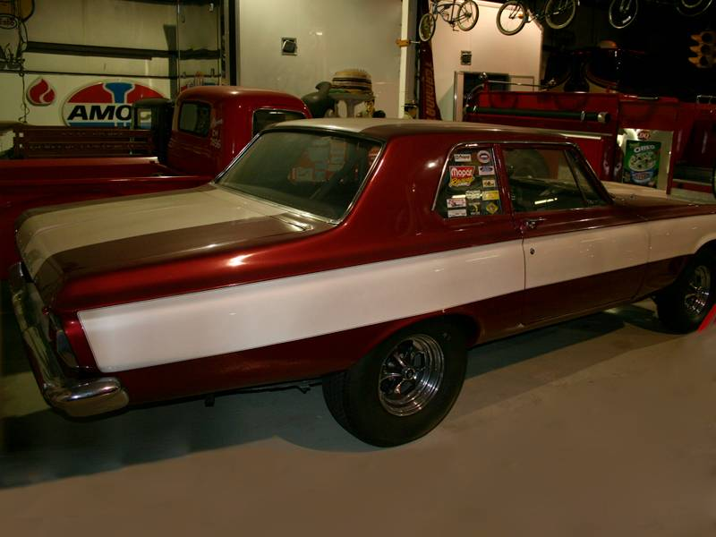 3rd Image of a 1968 PLYMOUTH BELVEDERE AFX