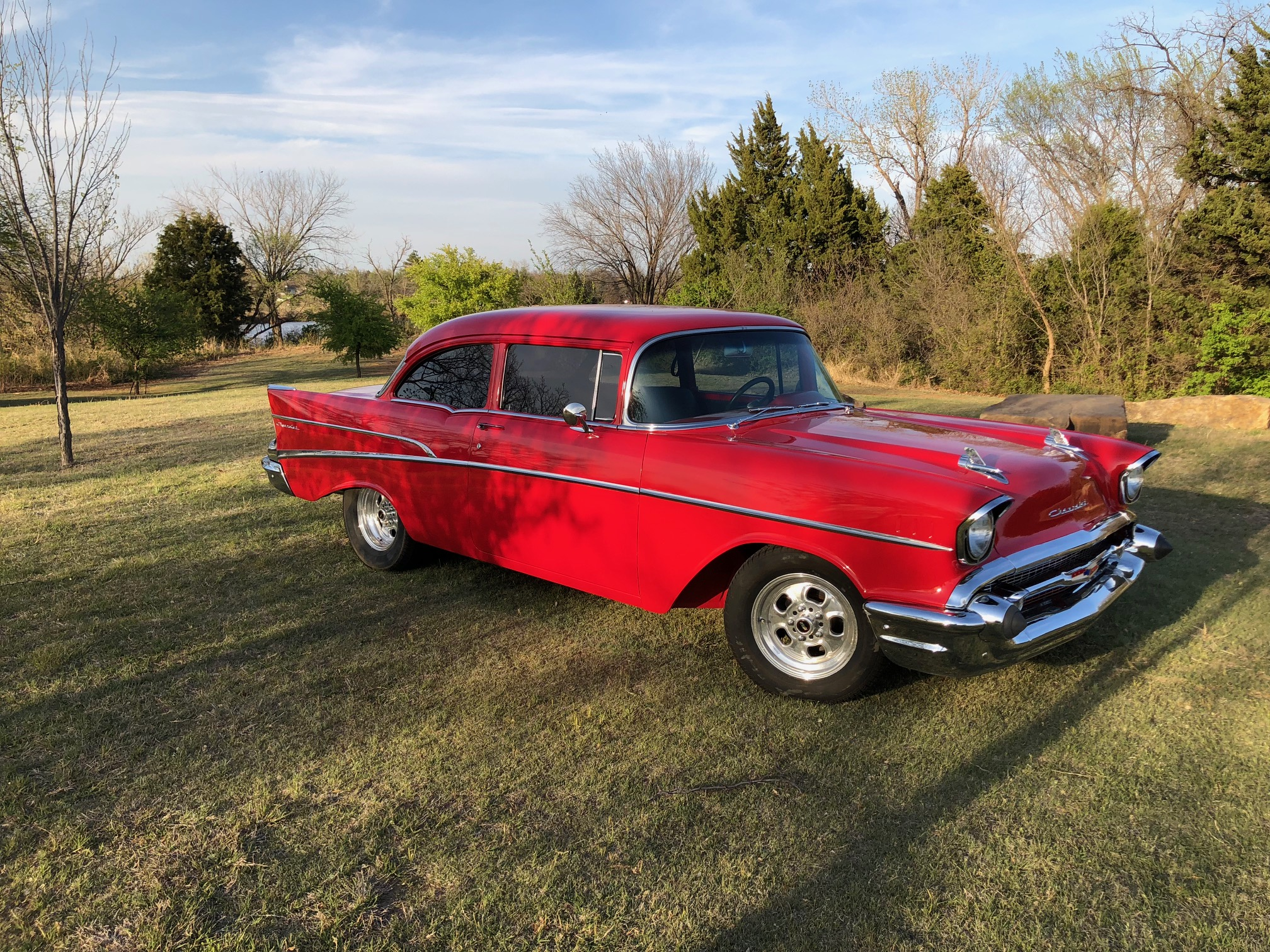 6th Image of a 1957 CHEVROLET 210