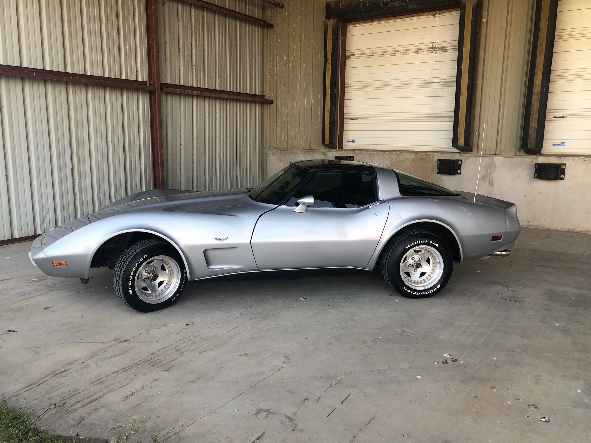 1st Image of a 1979 CHEVROLET CORVETTE FASTBACK