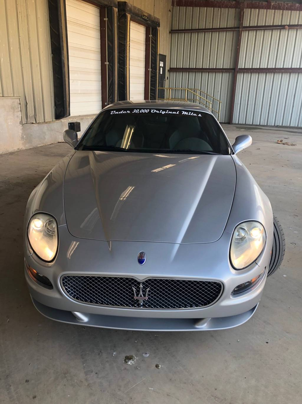 6th Image of a 2005 MASERATI GRAND SPORT