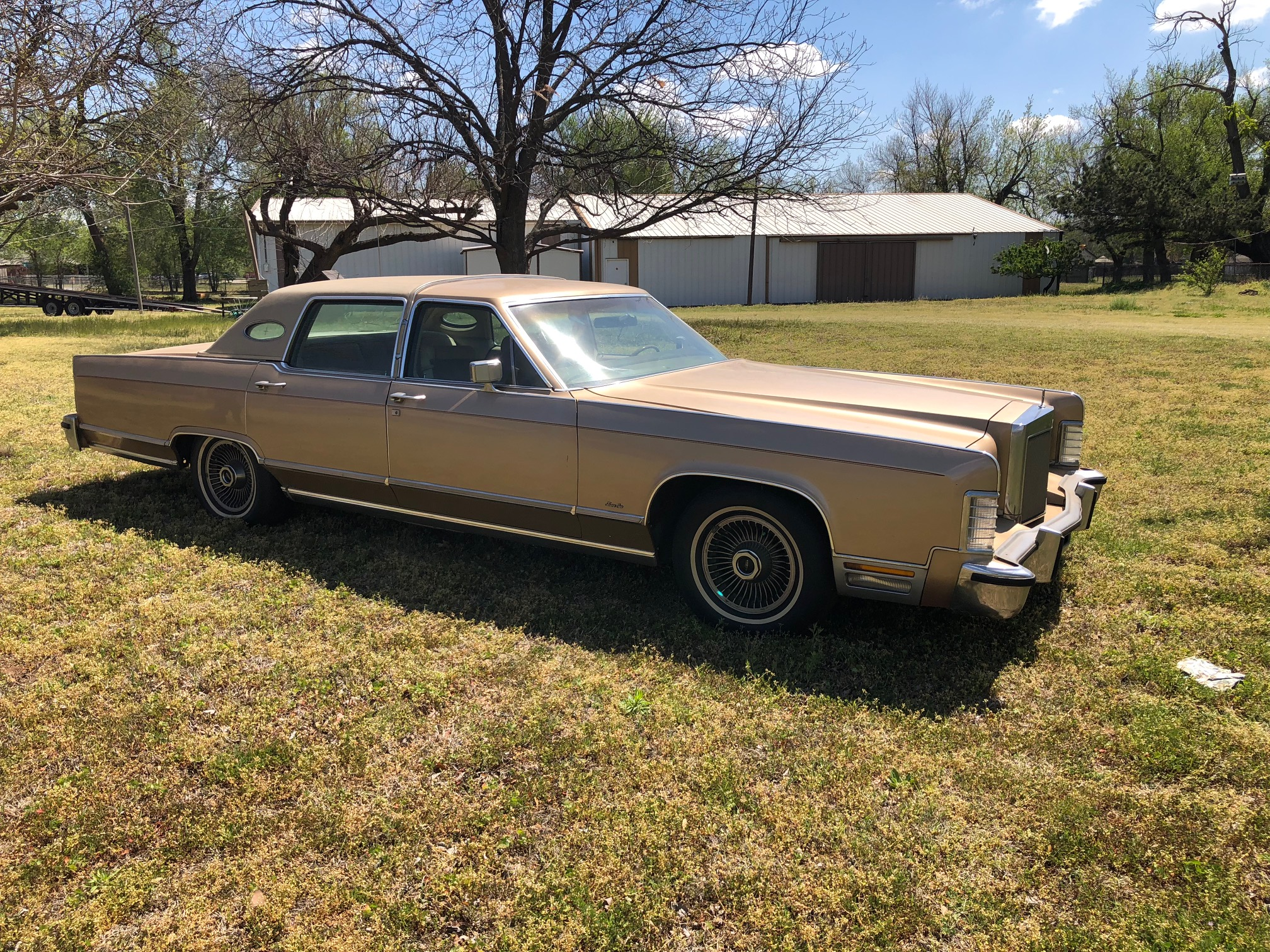 8th Image of a 1978 LINCOLN SEDAN