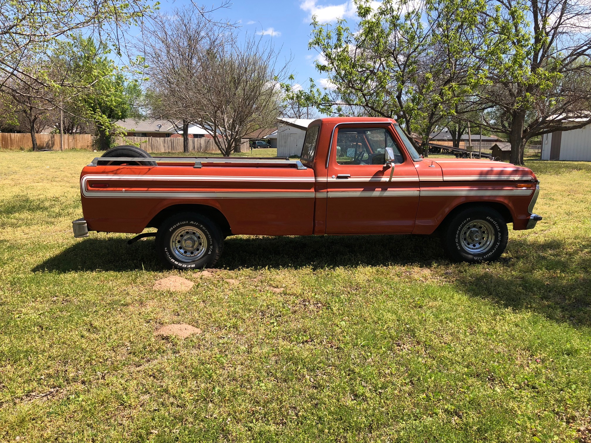 6th Image of a 1976 FORD 150