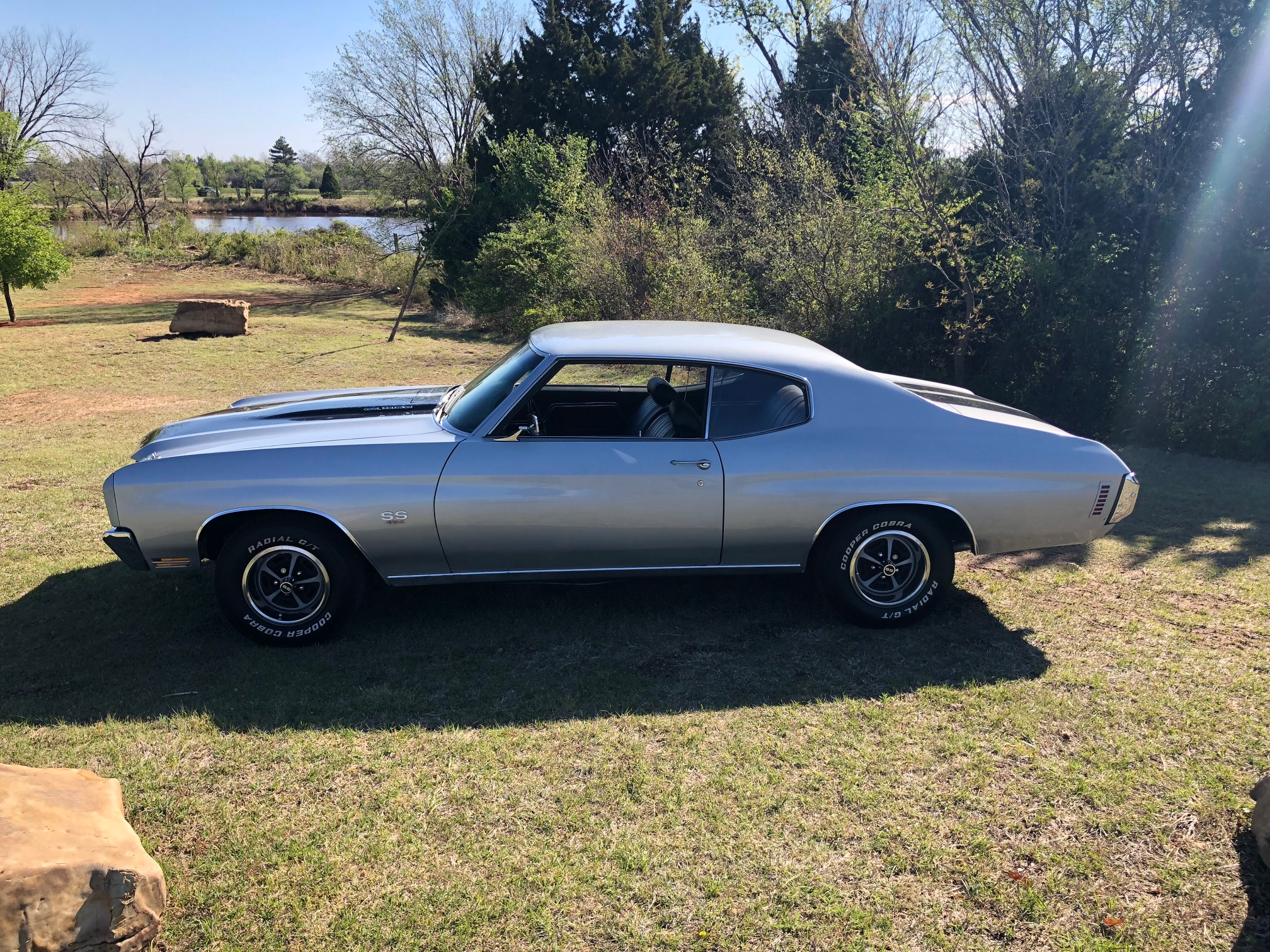 1st Image of a 1970 CHEVROLET CHEVELLE SS