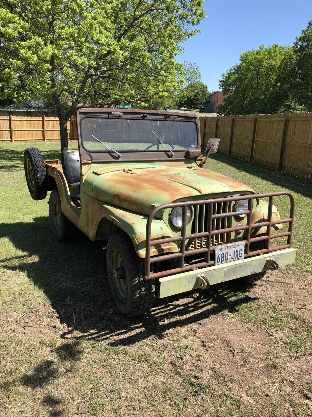 2nd Image of a 1955 JEEP WILLYS
