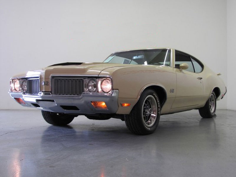 1st Image of a 1970 OLDSMOBILE 442