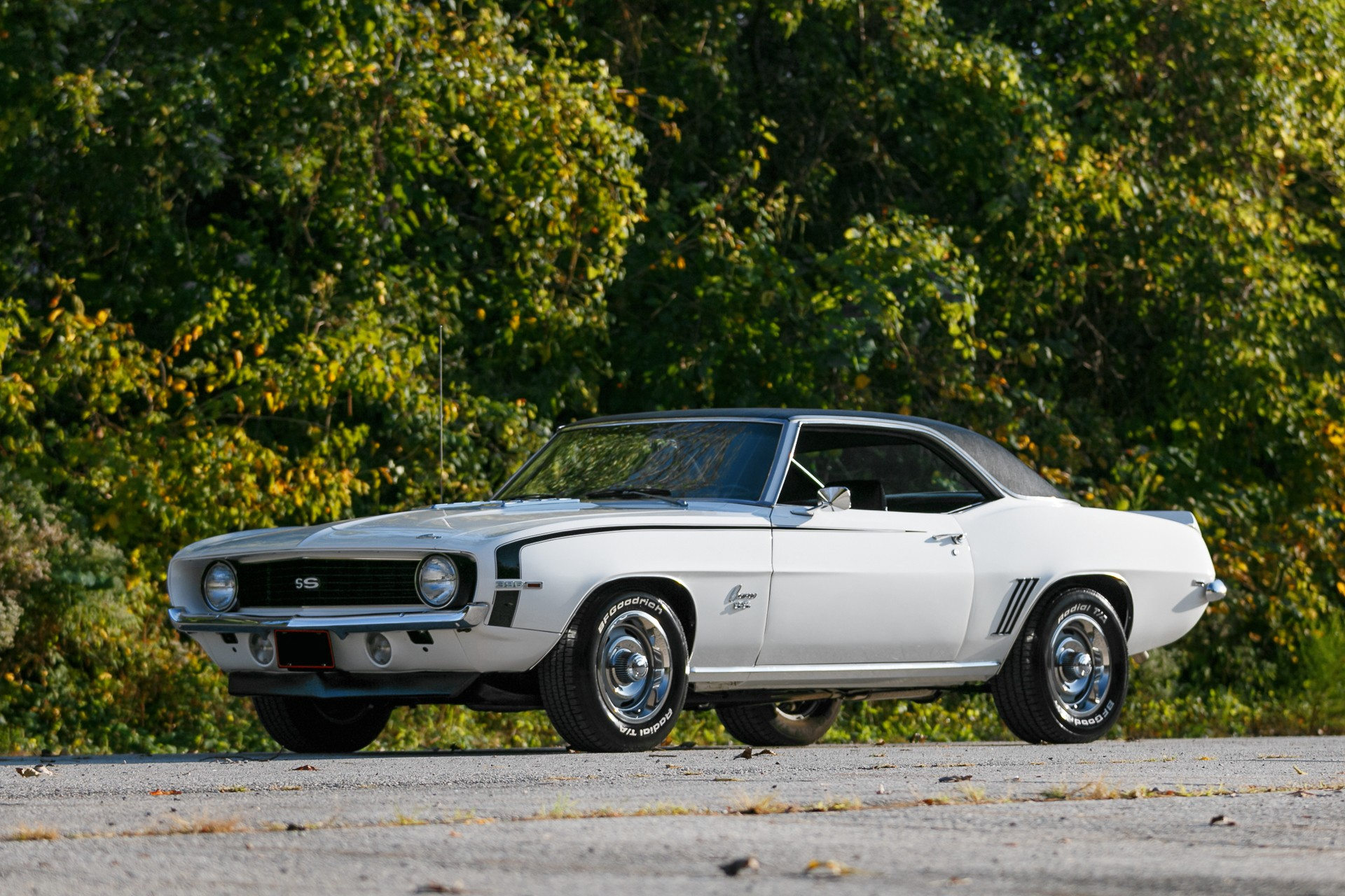1st Image of a 1969 CHEVROLET CAMARO SS