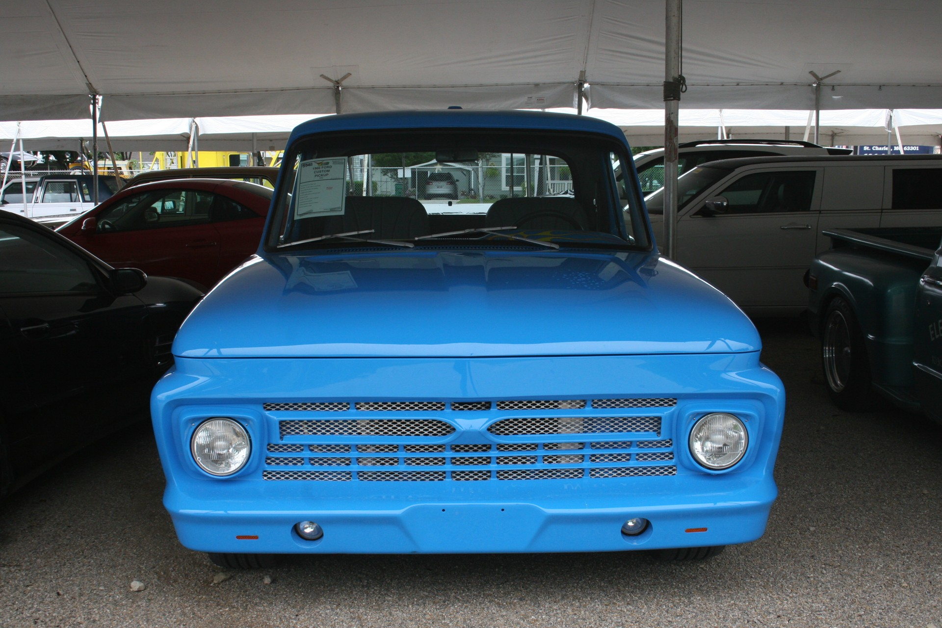 1st Image of a 1966 FORD CUSTOM