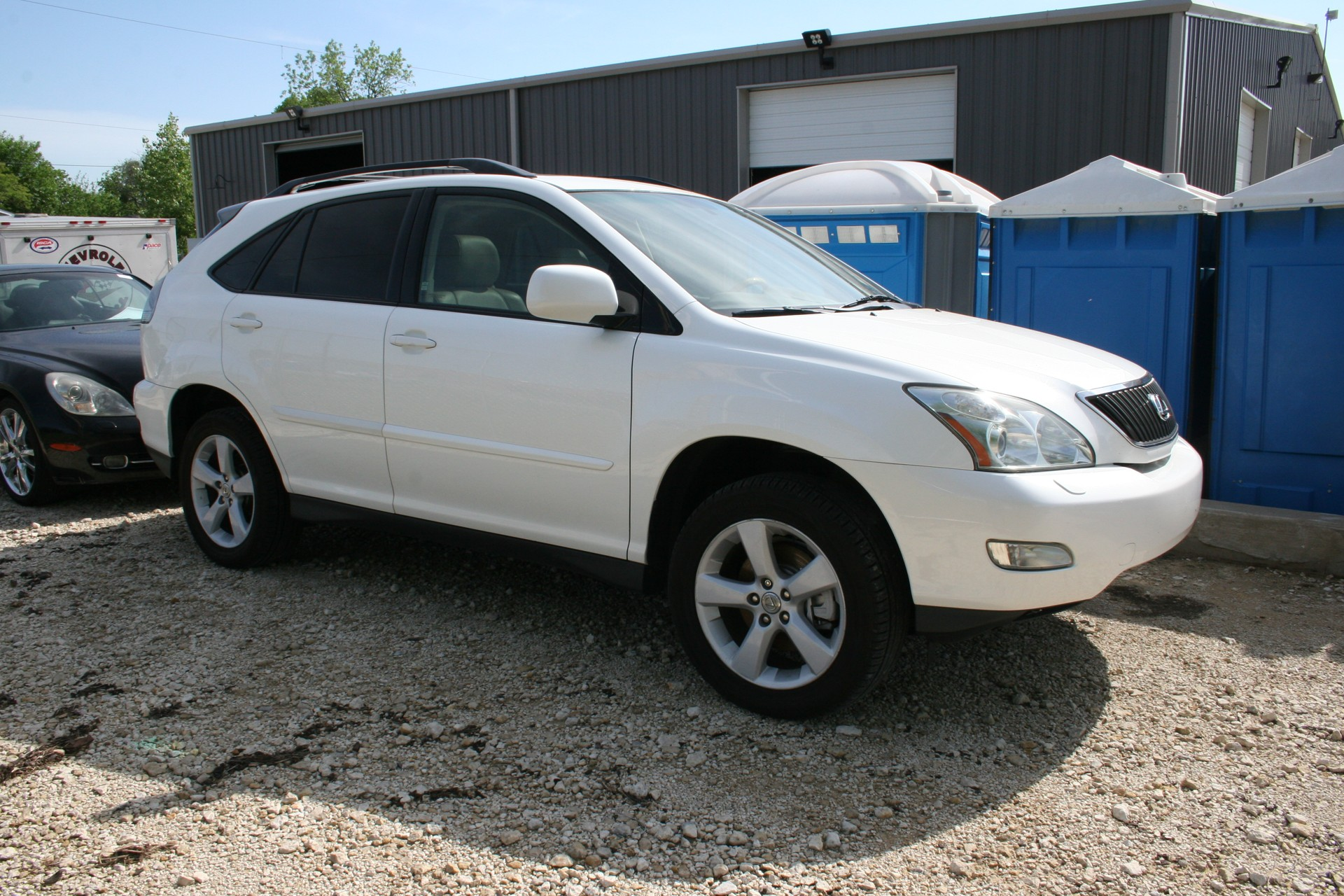 3rd Image of a 2007 LEXUS RX 350