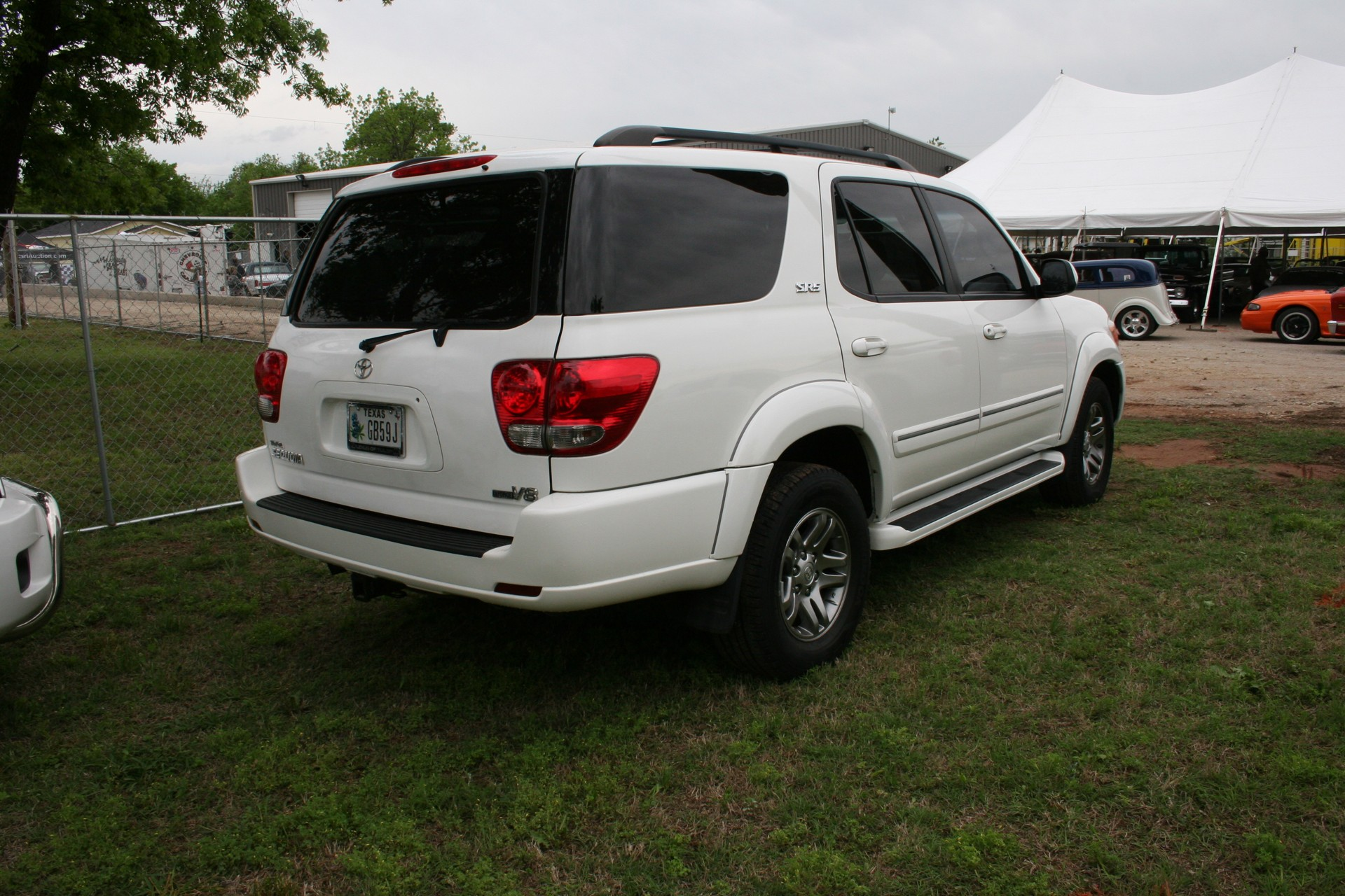 4th Image of a 2007 TOYOTA SEQUOIA