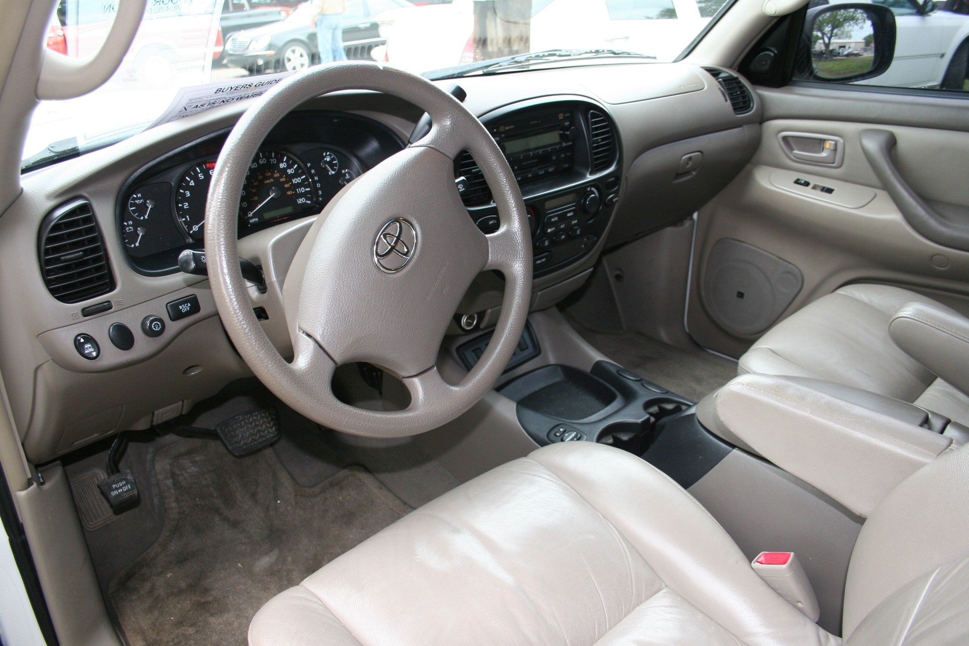 6th Image of a 2007 TOYOTA SEQUOIA