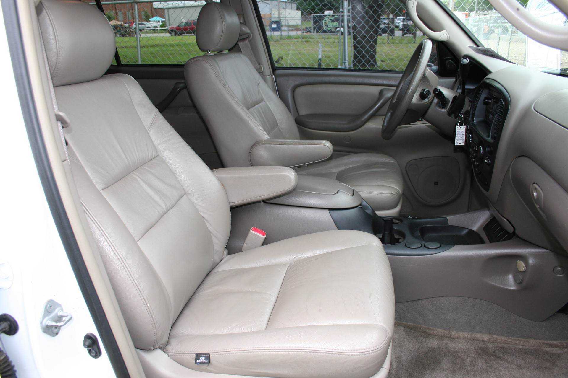 9th Image of a 2007 TOYOTA SEQUOIA