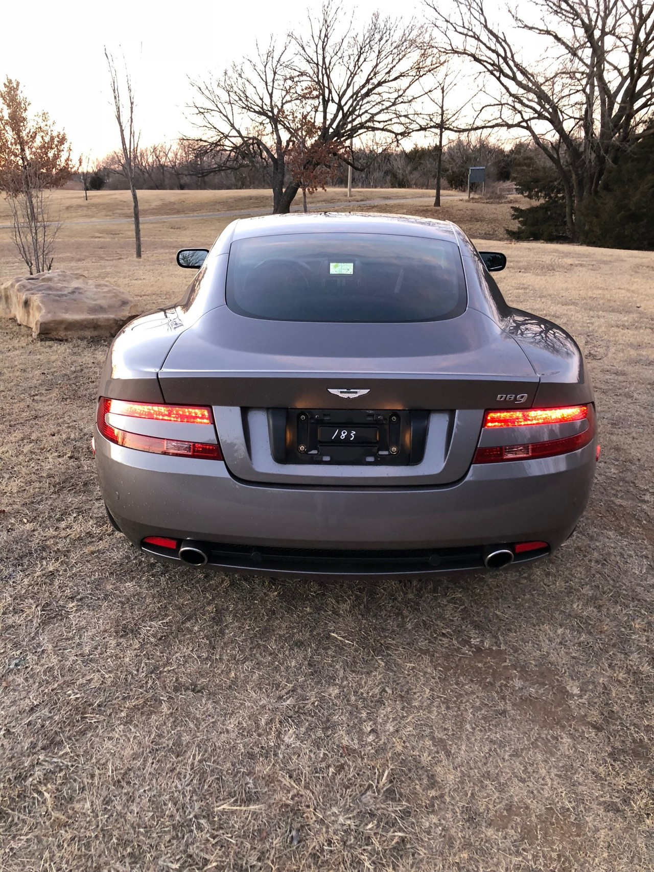 3rd Image of a 2005 ASTON MARTIN DB9