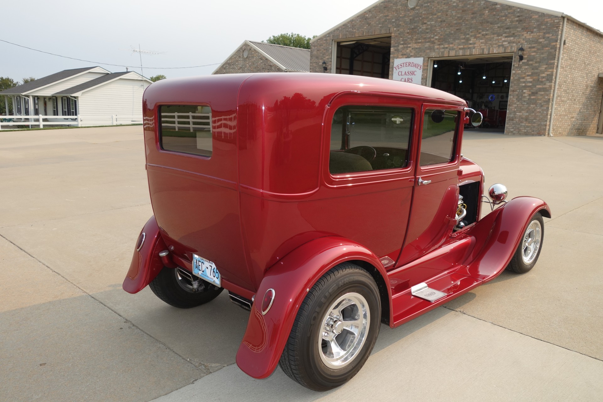 6th Image of a 1929 FORD MODEL A