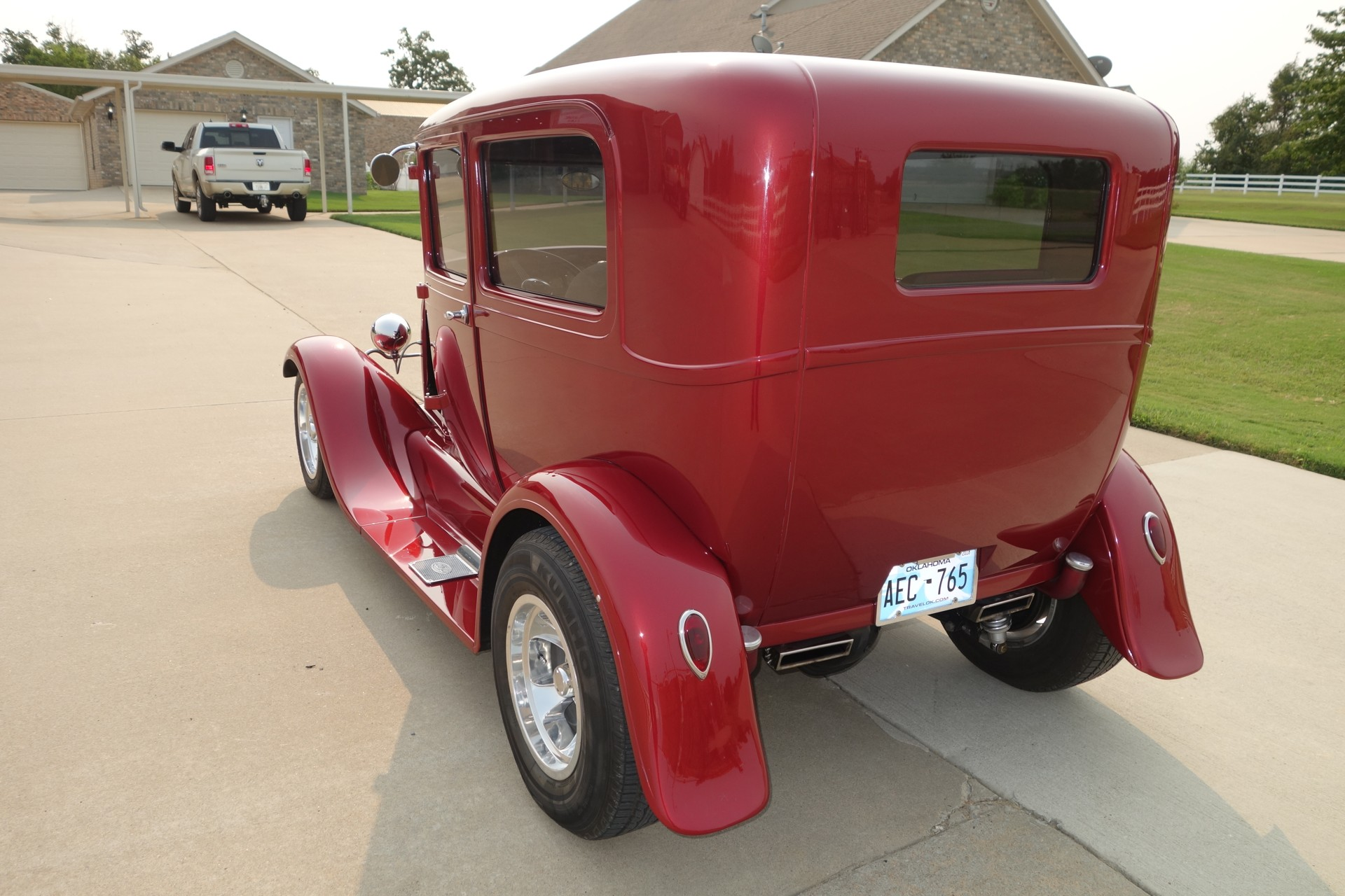 8th Image of a 1929 FORD MODEL A