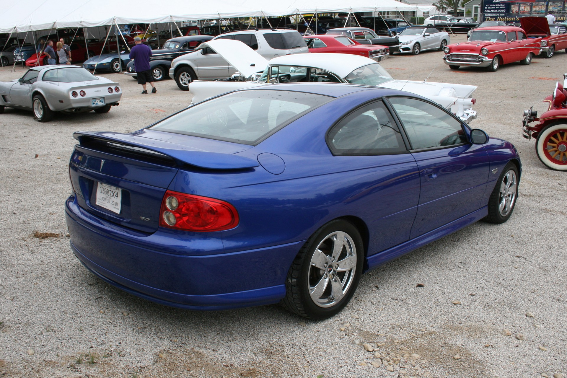 4th Image of a 2004 PONTIAC GTO