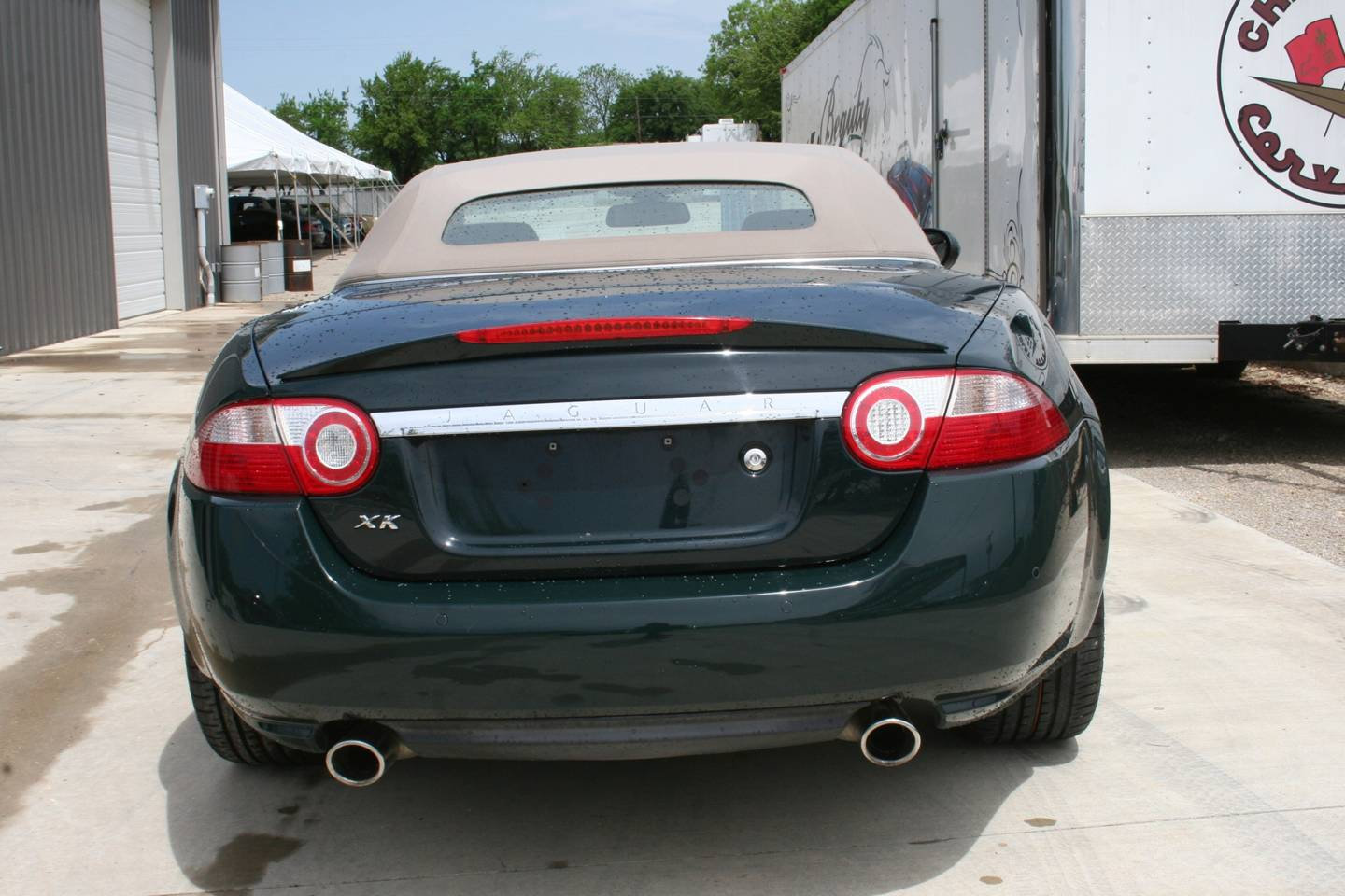 7th Image of a 2007 JAGUAR XK