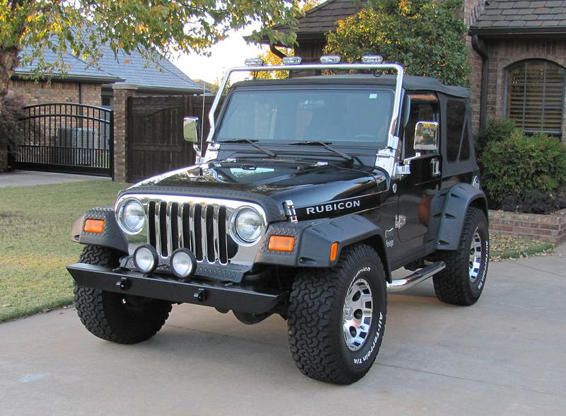 1st Image of a 2005 JEEP WRANGLER RUBICON
