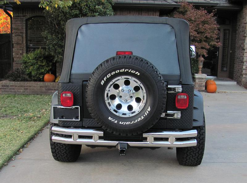 6th Image of a 2005 JEEP WRANGLER RUBICON