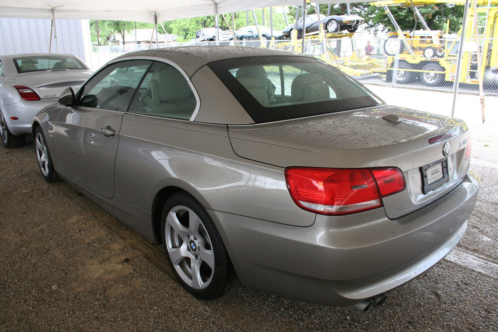 9th Image of a 2008 BMW 3 SERIES 328I