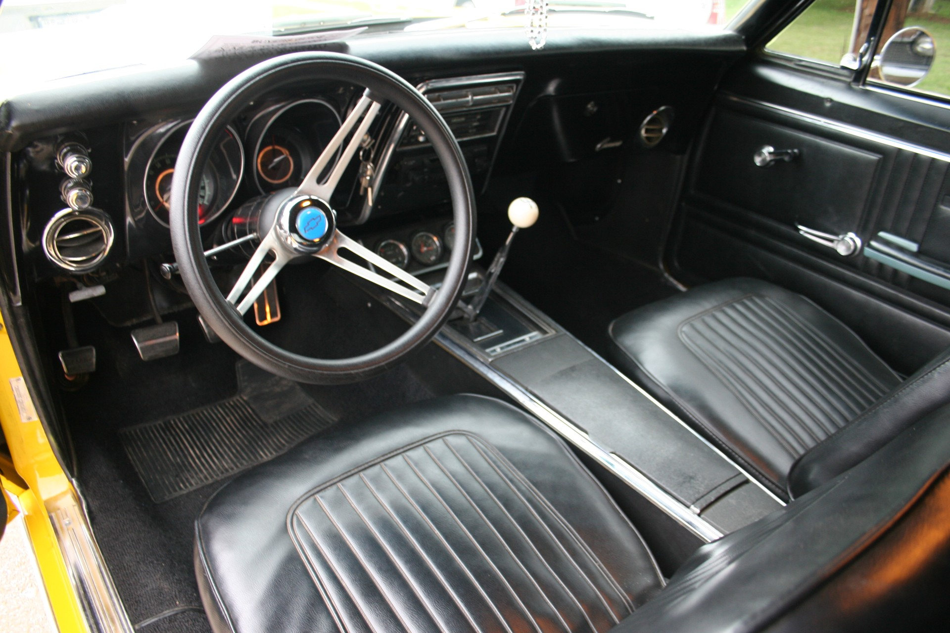 6th Image of a 1967 CHEVROLET CAMARO RALLY SPORT