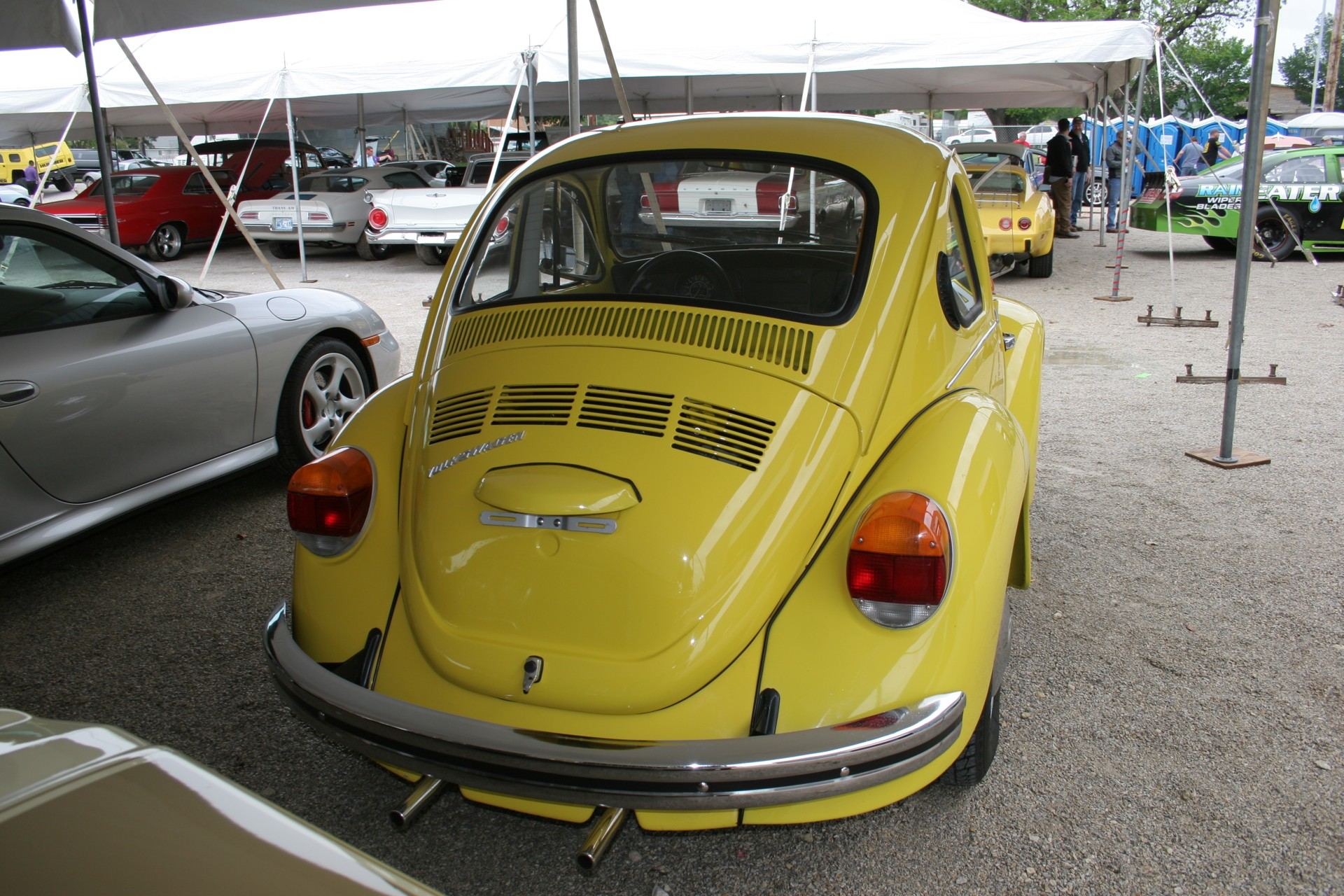 4th Image of a 1974 VOLKSWAGEN SHORTY