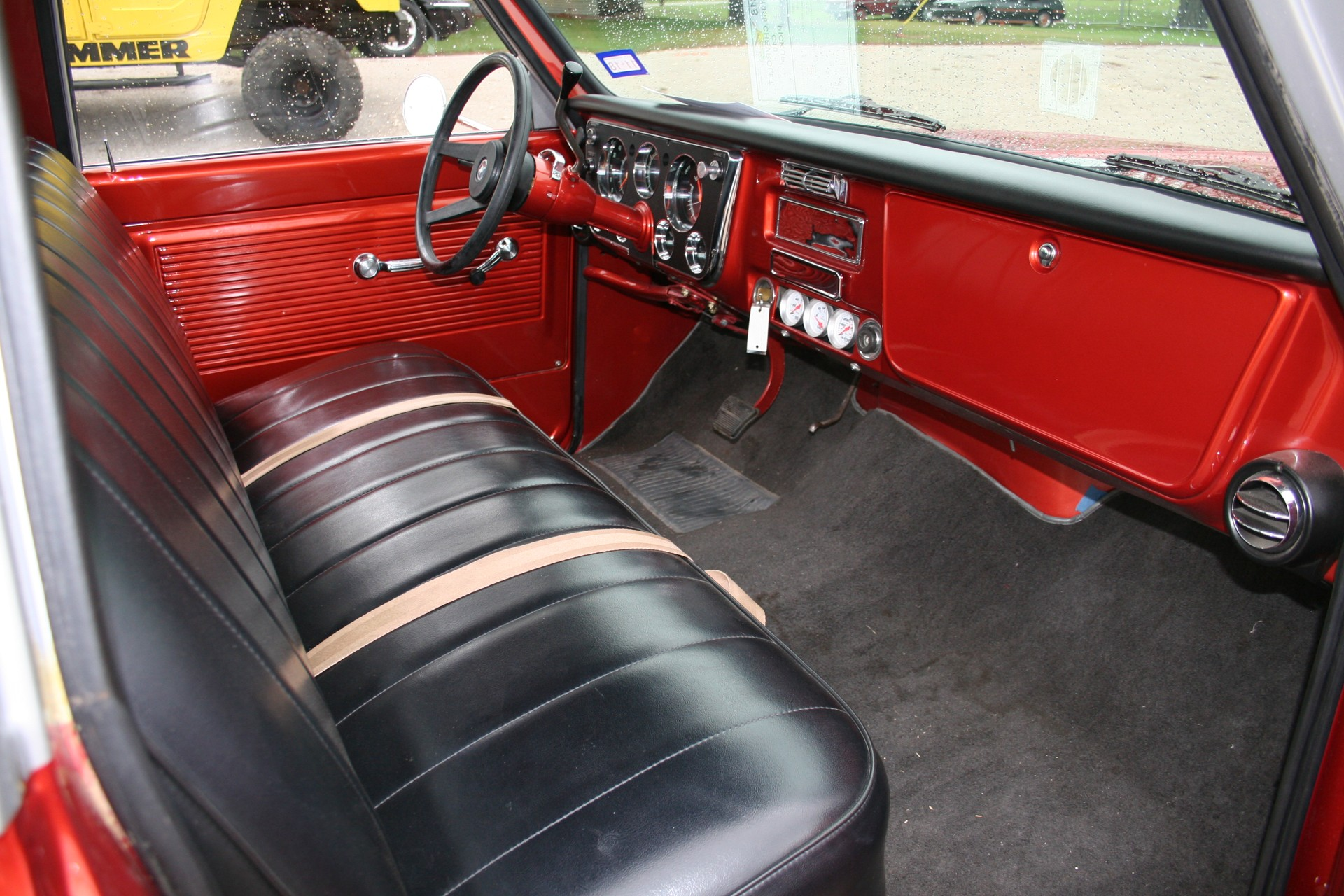 8th Image of a 1968 CHEVROLET C10