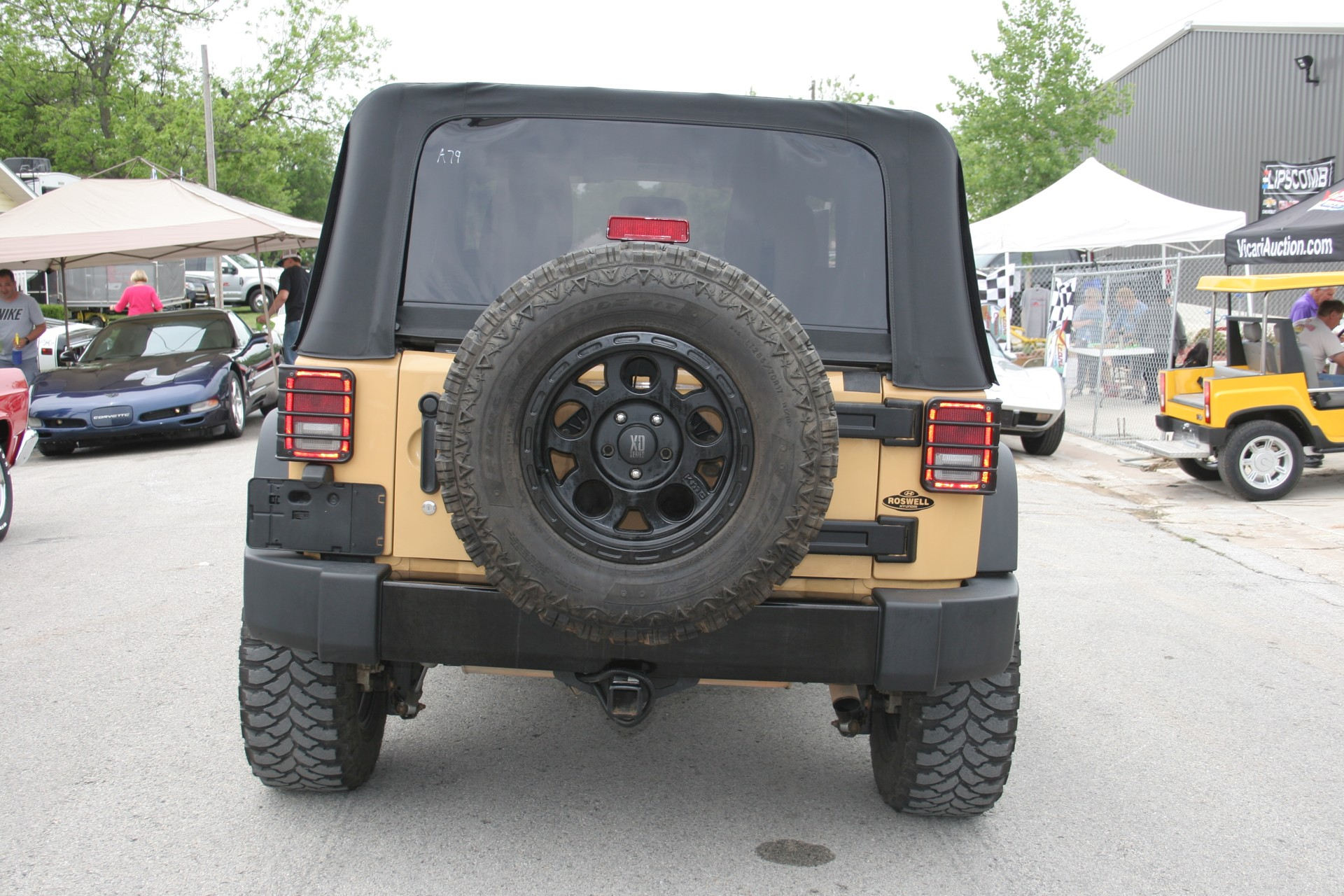 5th Image of a 2013 JEEP WRANGLER SPORT