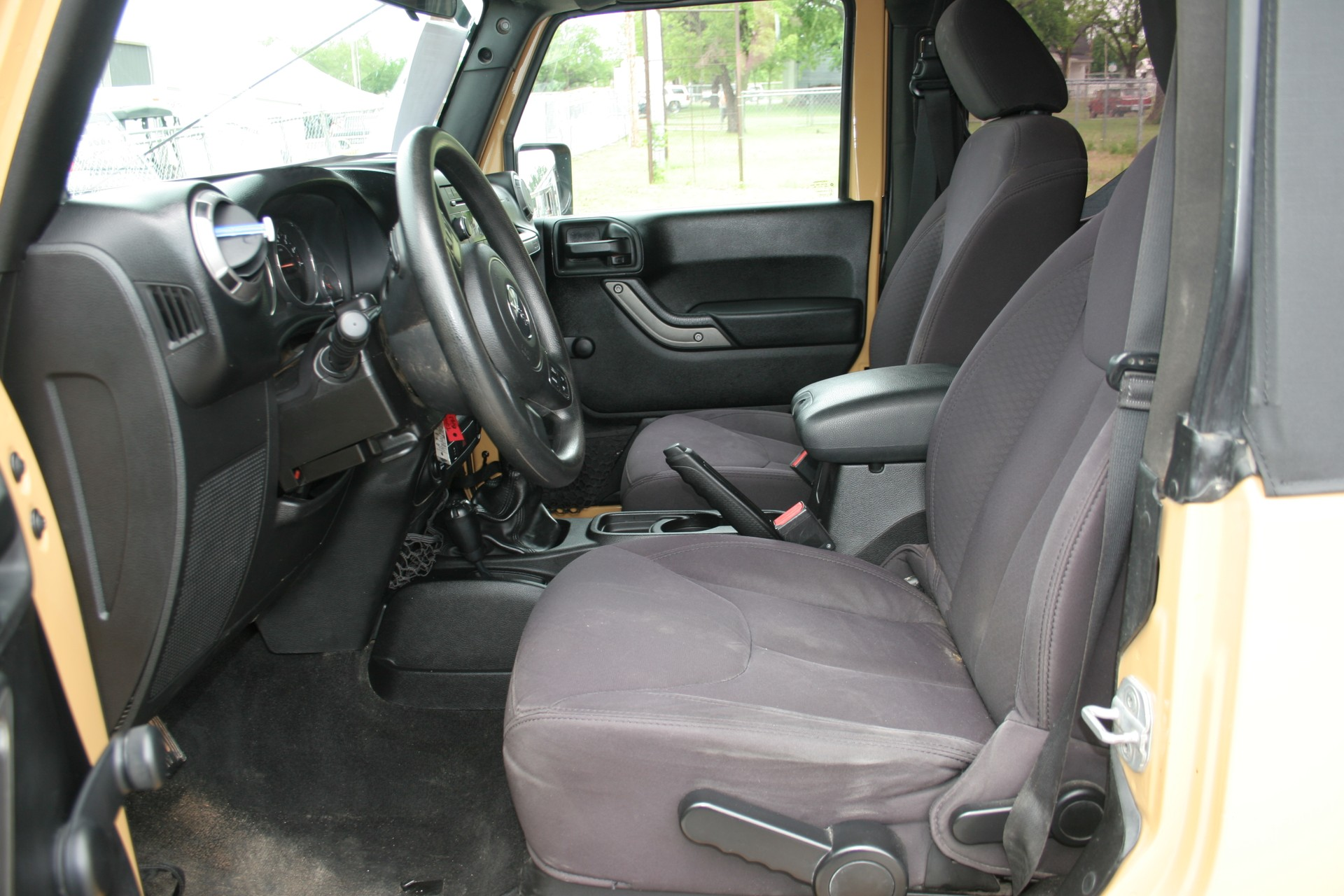 7th Image of a 2013 JEEP WRANGLER SPORT