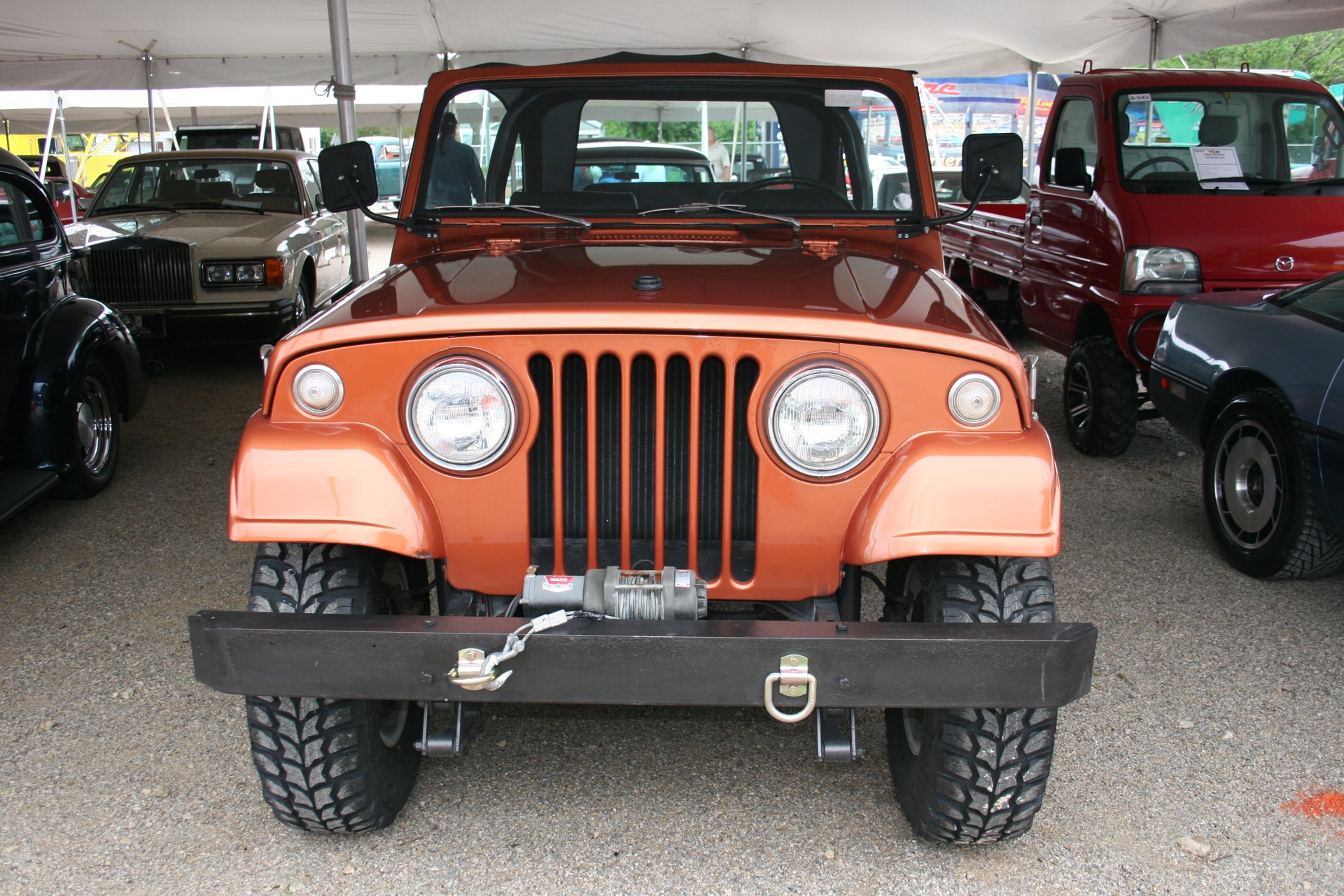 1st Image of a 1969 JEEP COMMANDO