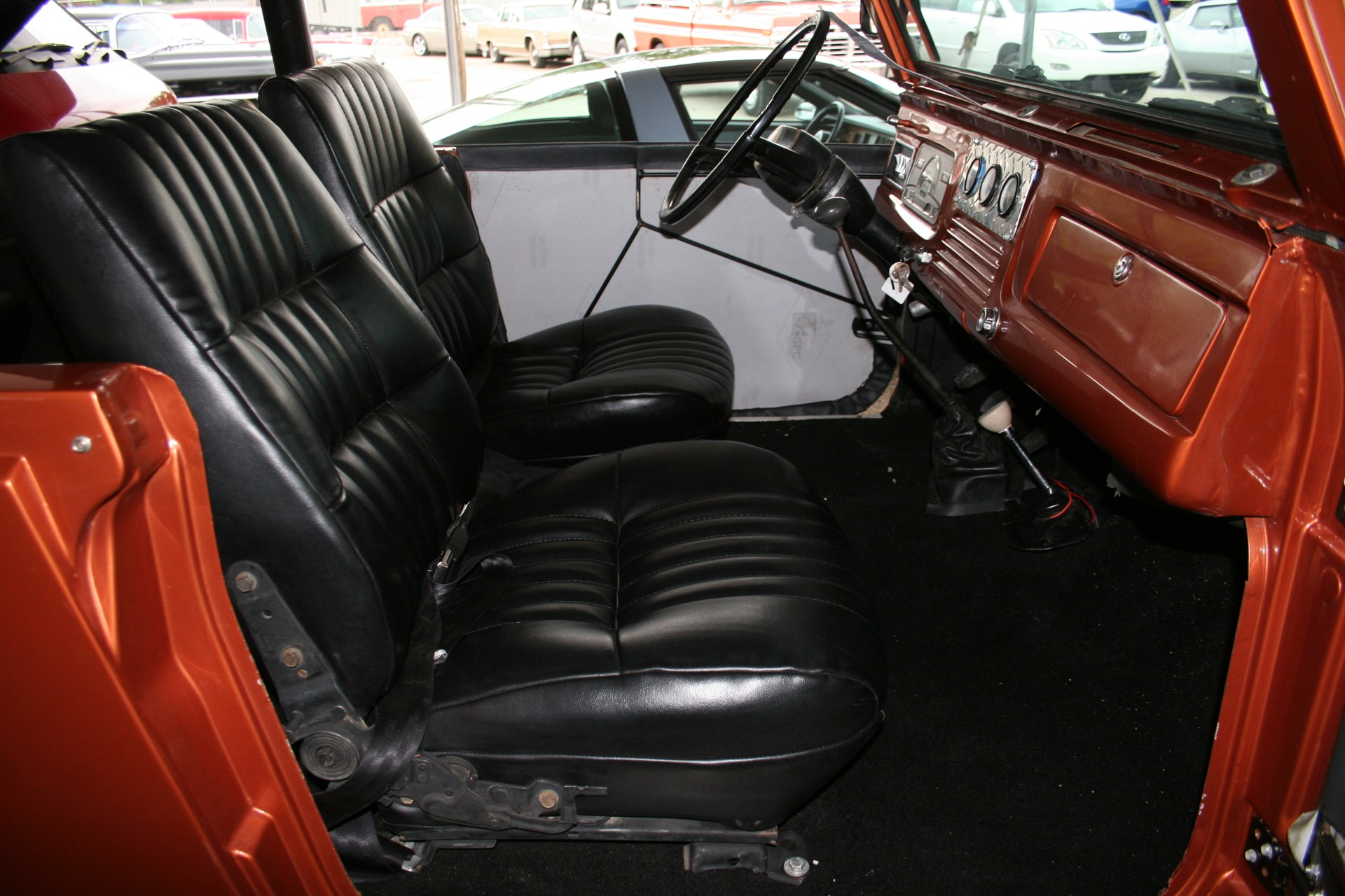 7th Image of a 1969 JEEP COMMANDO