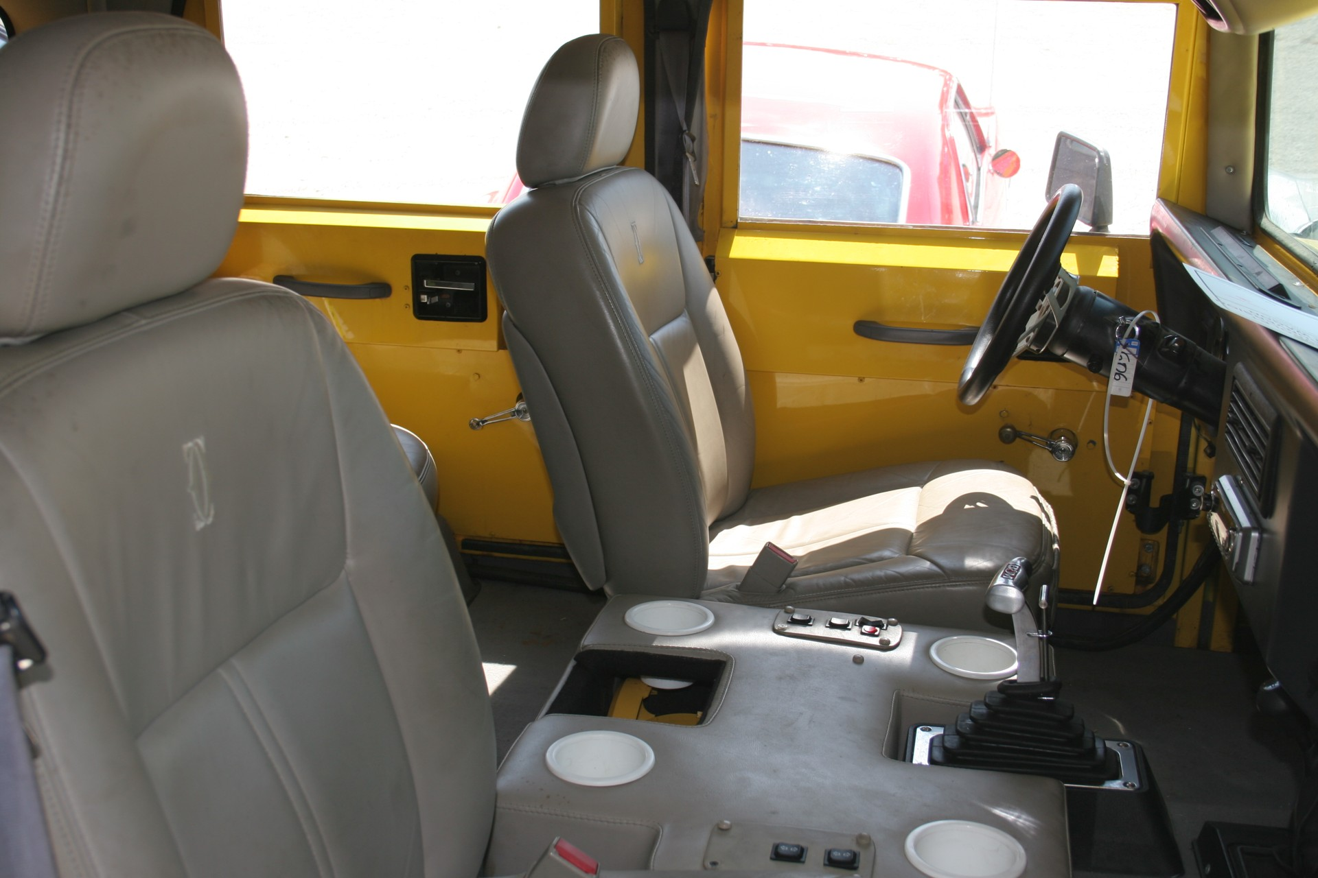 8th Image of a 1985 CHEVROLET SUBURBAN CONVERSION
