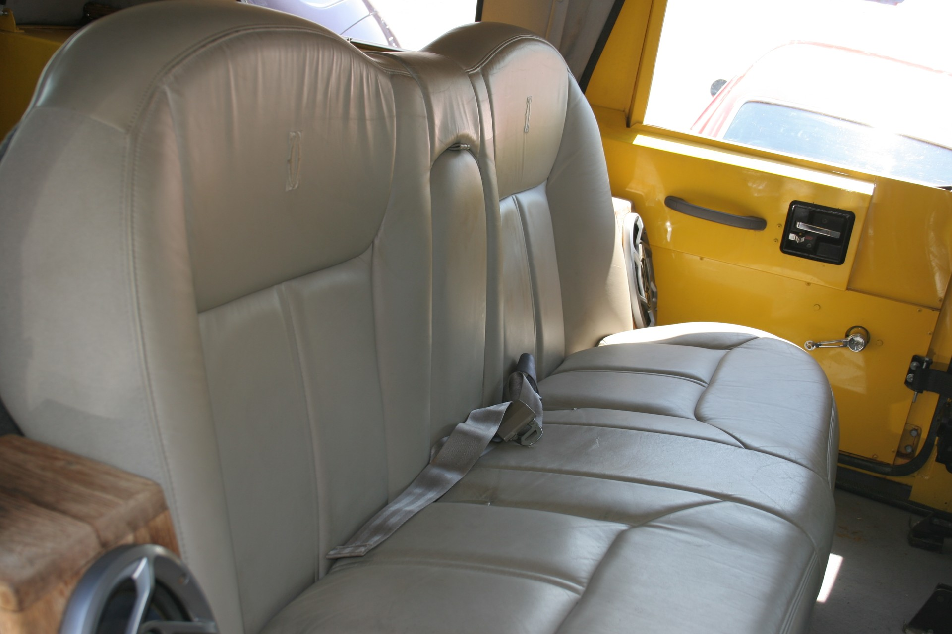 10th Image of a 1985 CHEVROLET SUBURBAN CONVERSION