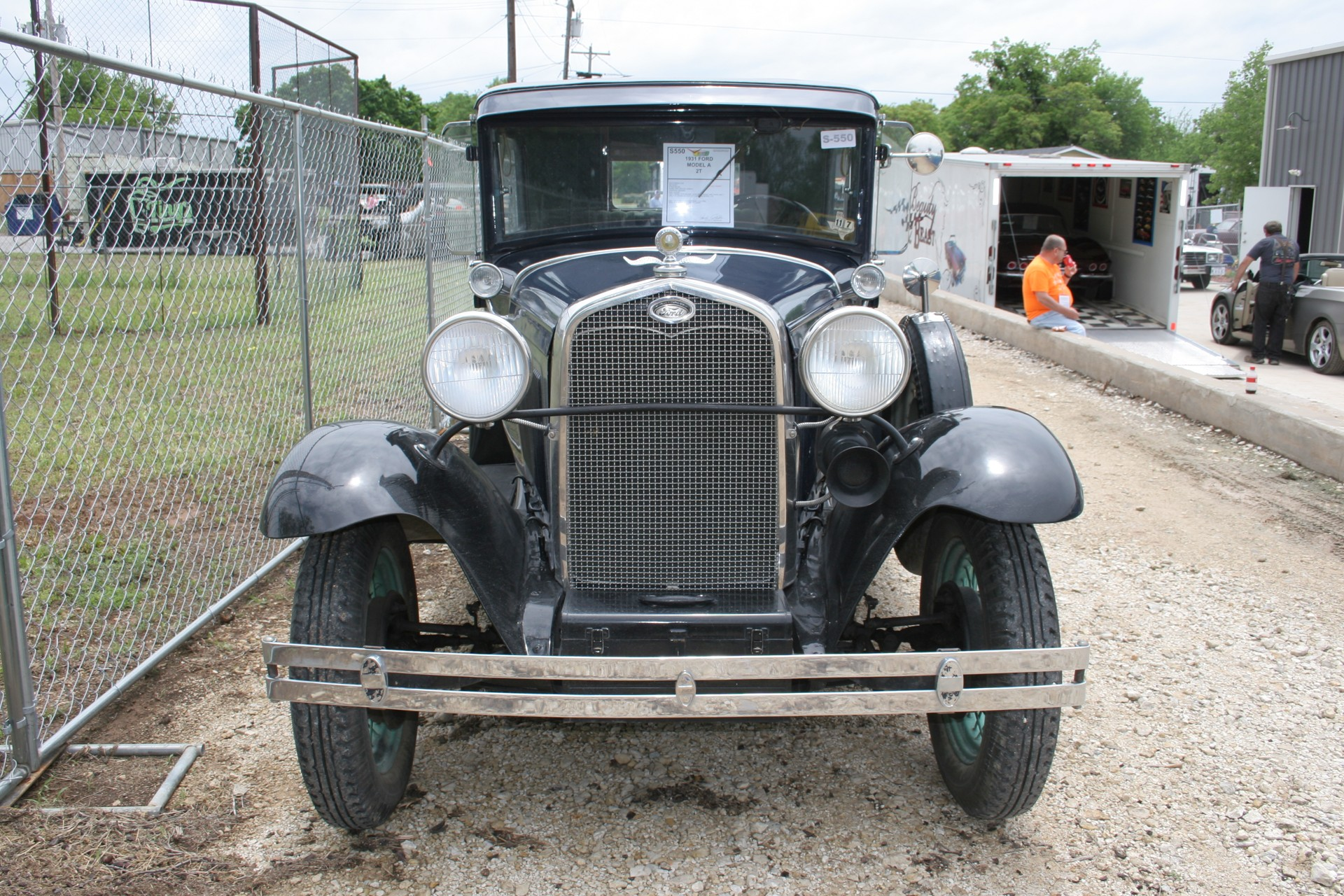 2nd Image of a 1931 FORD MODEL A