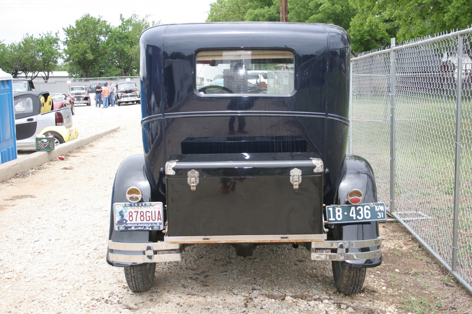 6th Image of a 1931 FORD MODEL A