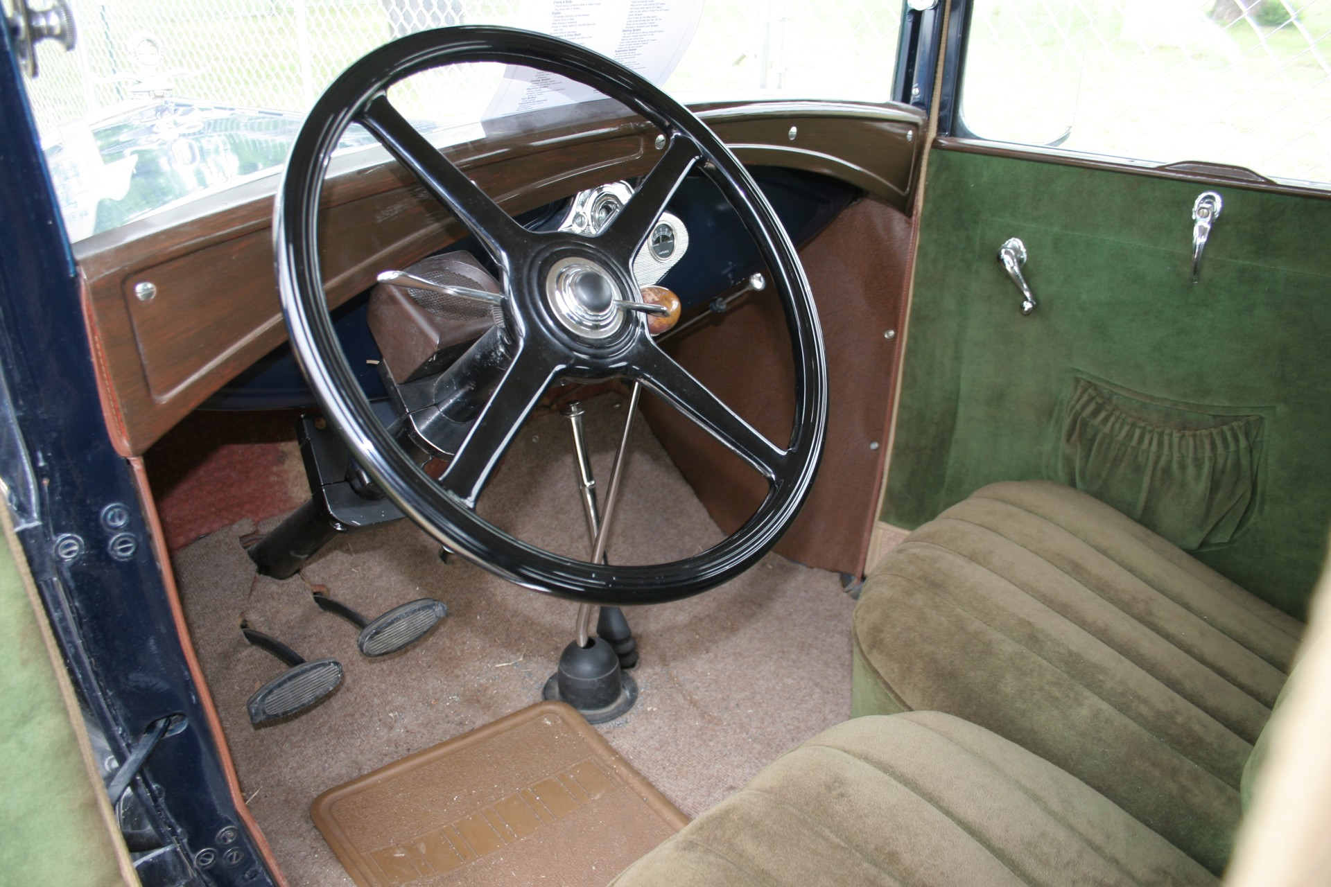 7th Image of a 1931 FORD MODEL A