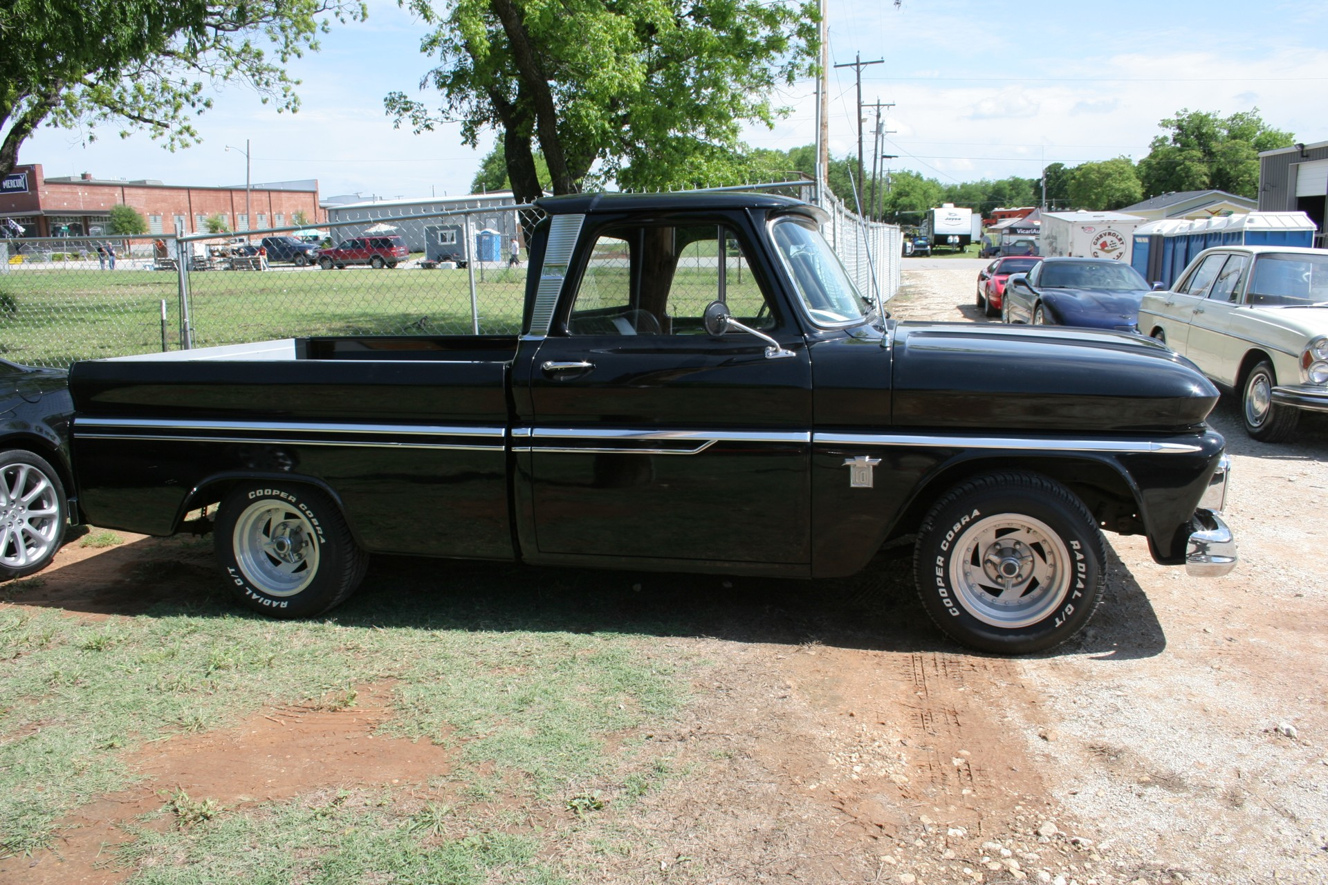 3rd Image of a 1964 CHEVROLET FACTORY SHORT WIDE BED
