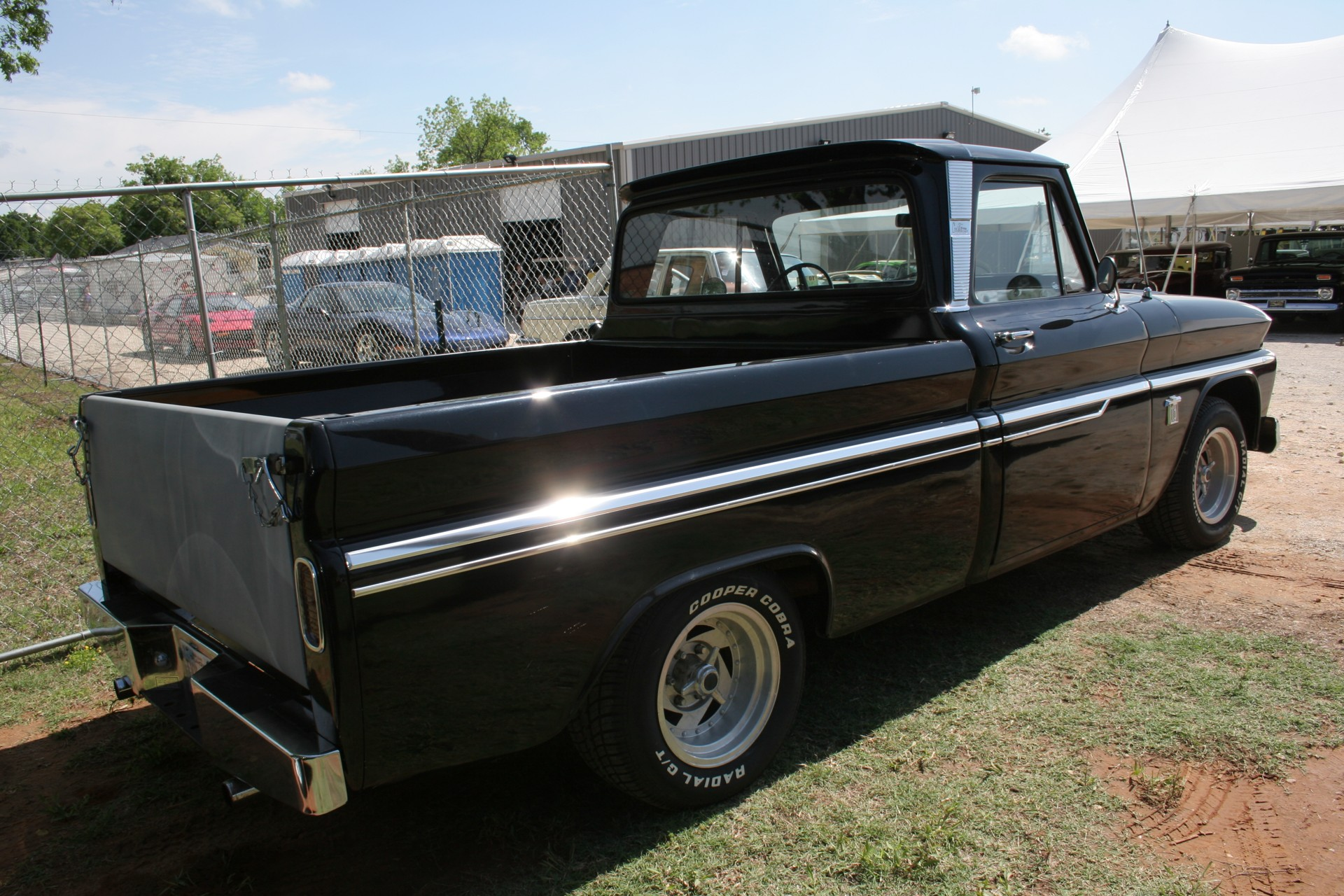 4th Image of a 1964 CHEVROLET FACTORY SHORT WIDE BED