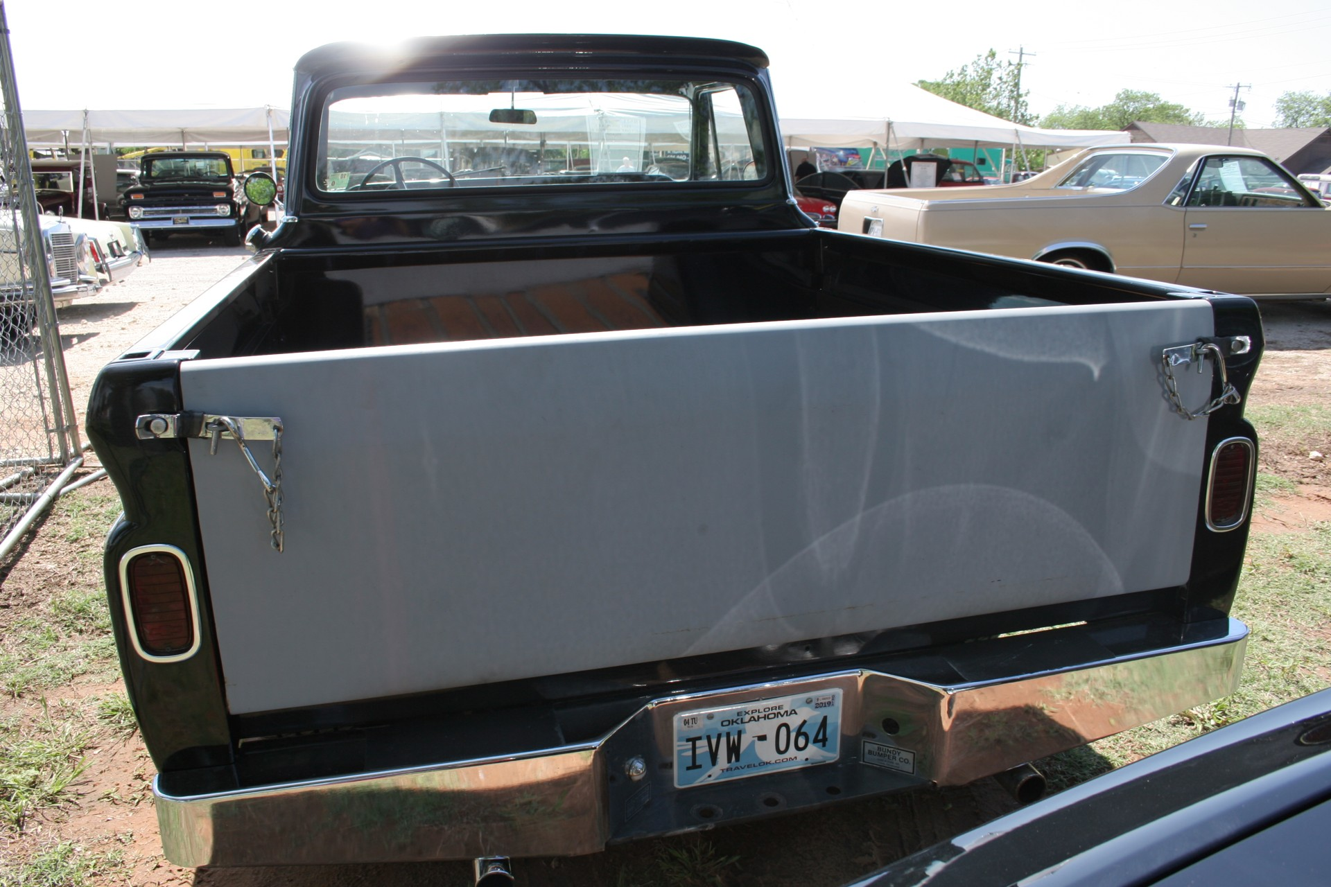 6th Image of a 1964 CHEVROLET FACTORY SHORT WIDE BED