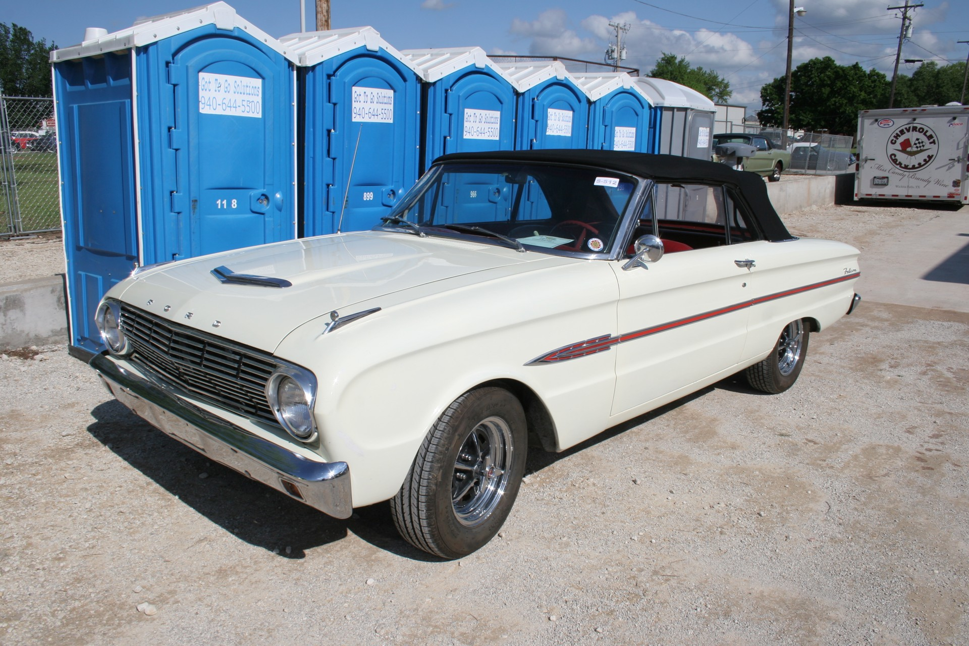 2nd Image of a 1963 FORD FALCON