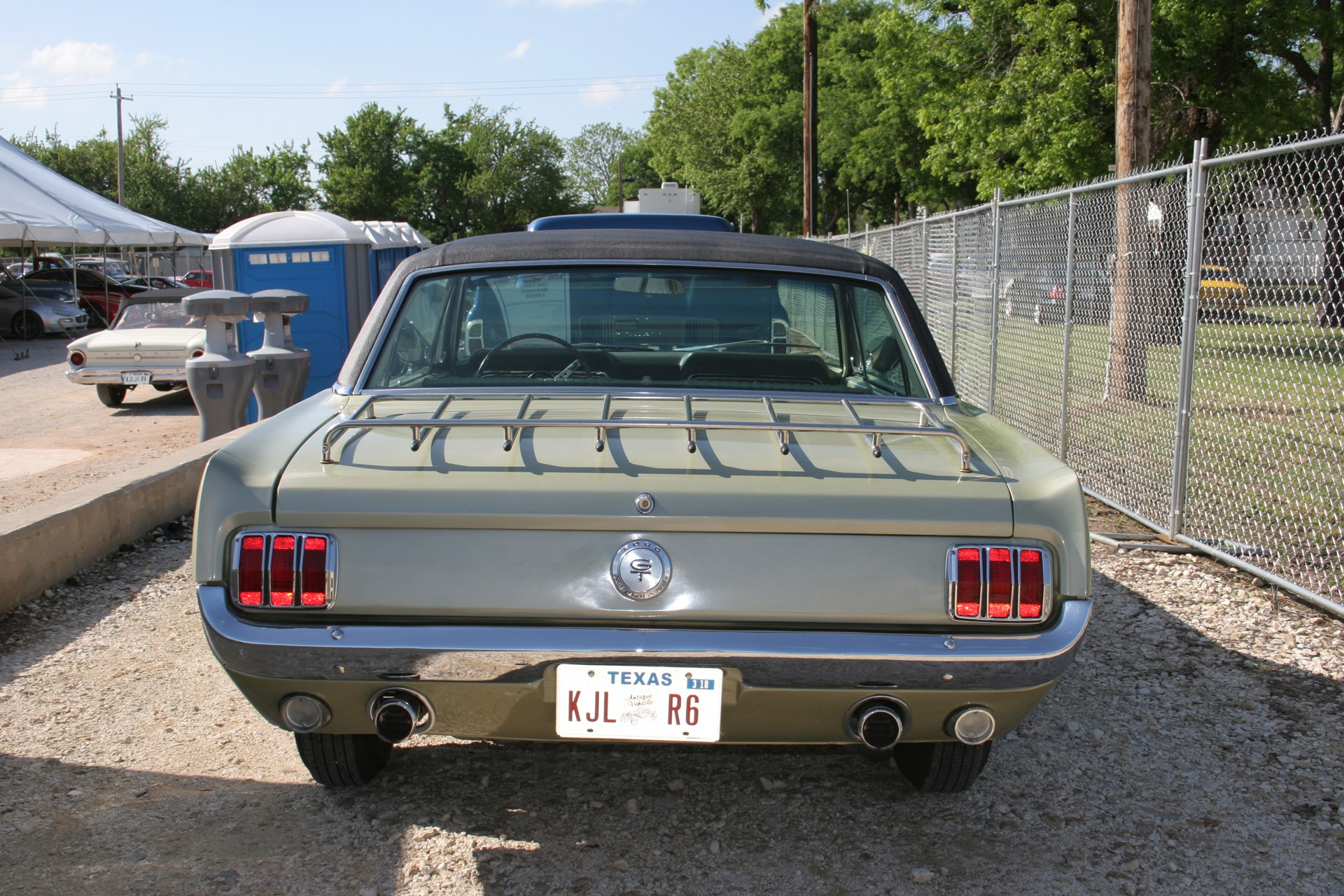 5th Image of a 1966 FORD MUSTANG