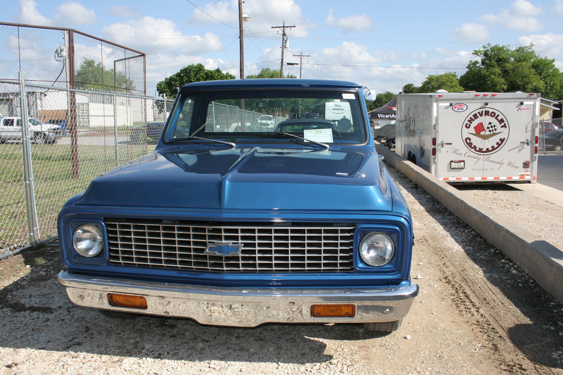 1st Image of a 1971 CHEVROLET PICKUP