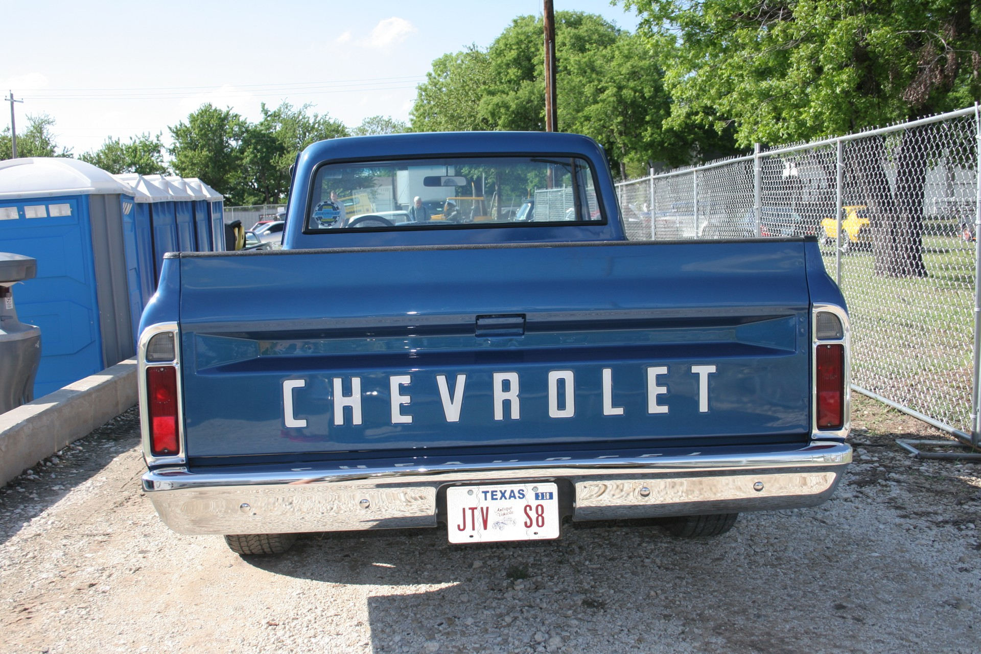 5th Image of a 1971 CHEVROLET PICKUP