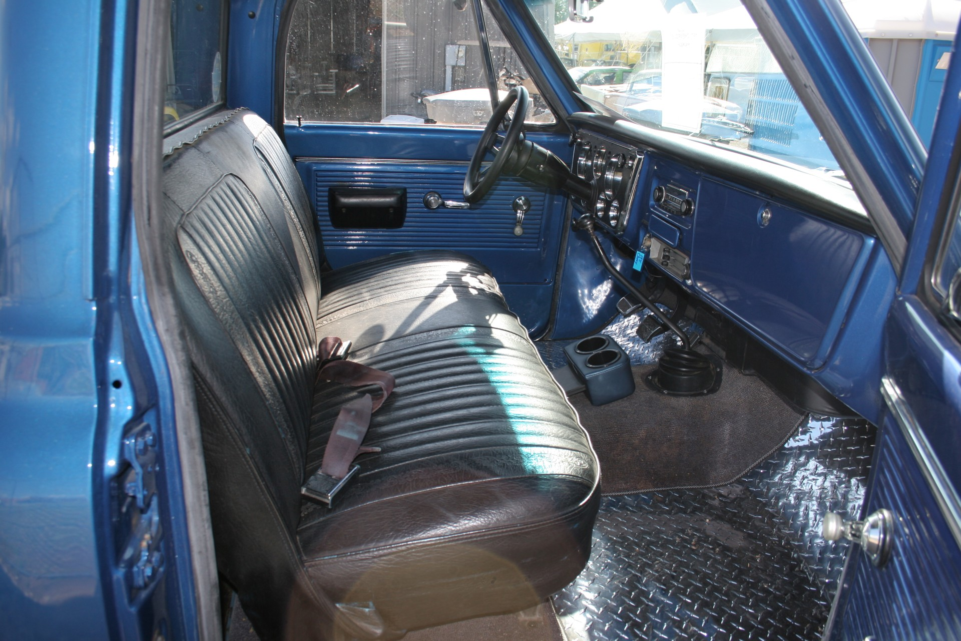 9th Image of a 1971 CHEVROLET PICKUP