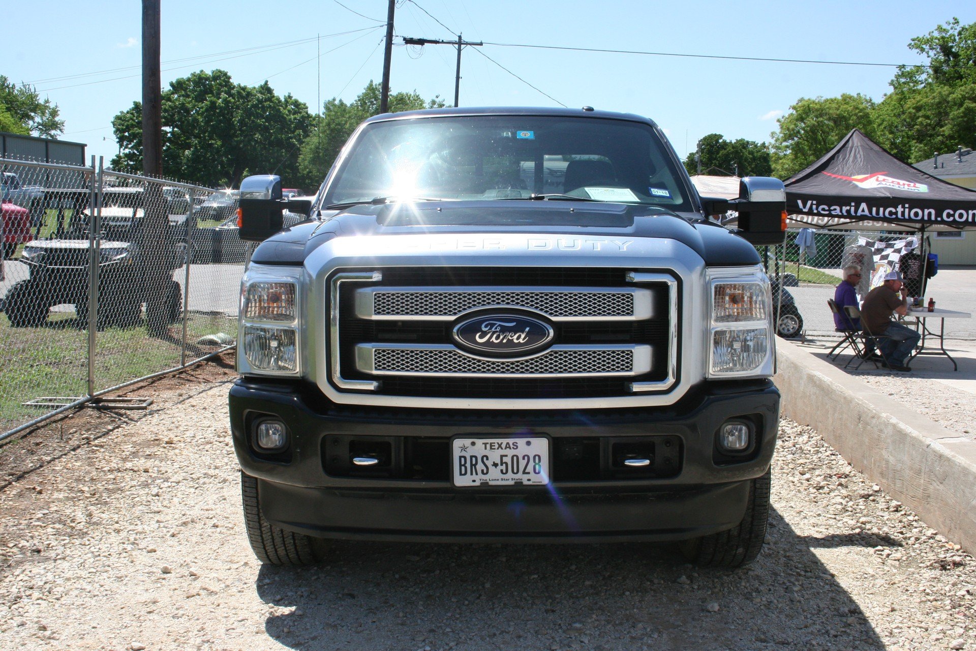 1st Image of a 2013 FORD F-250 SUPER DUTY