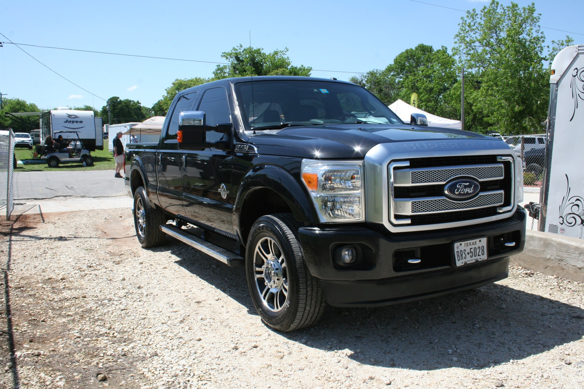 2nd Image of a 2013 FORD F-250 SUPER DUTY