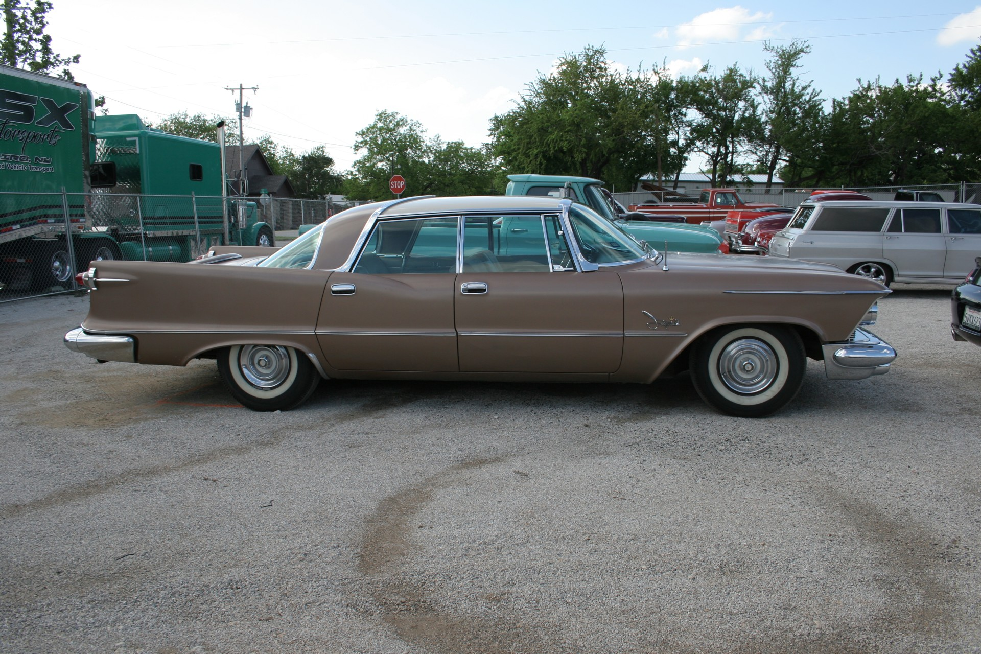 3rd Image of a 1958 IMPERIAL CROWN