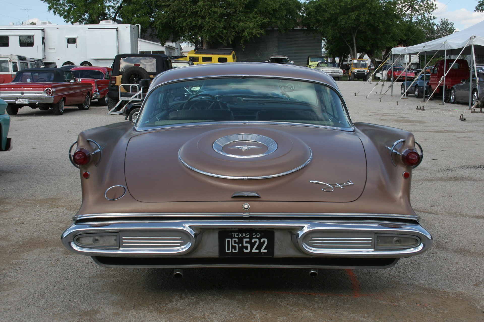 5th Image of a 1958 IMPERIAL CROWN
