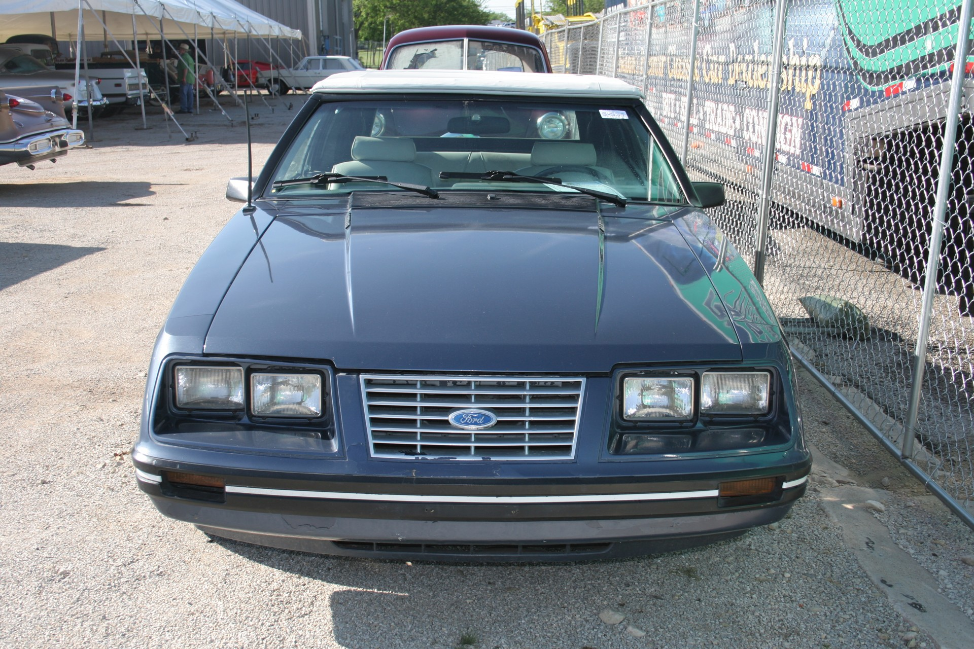 1st Image of a 1984 FORD MUSTANG LX