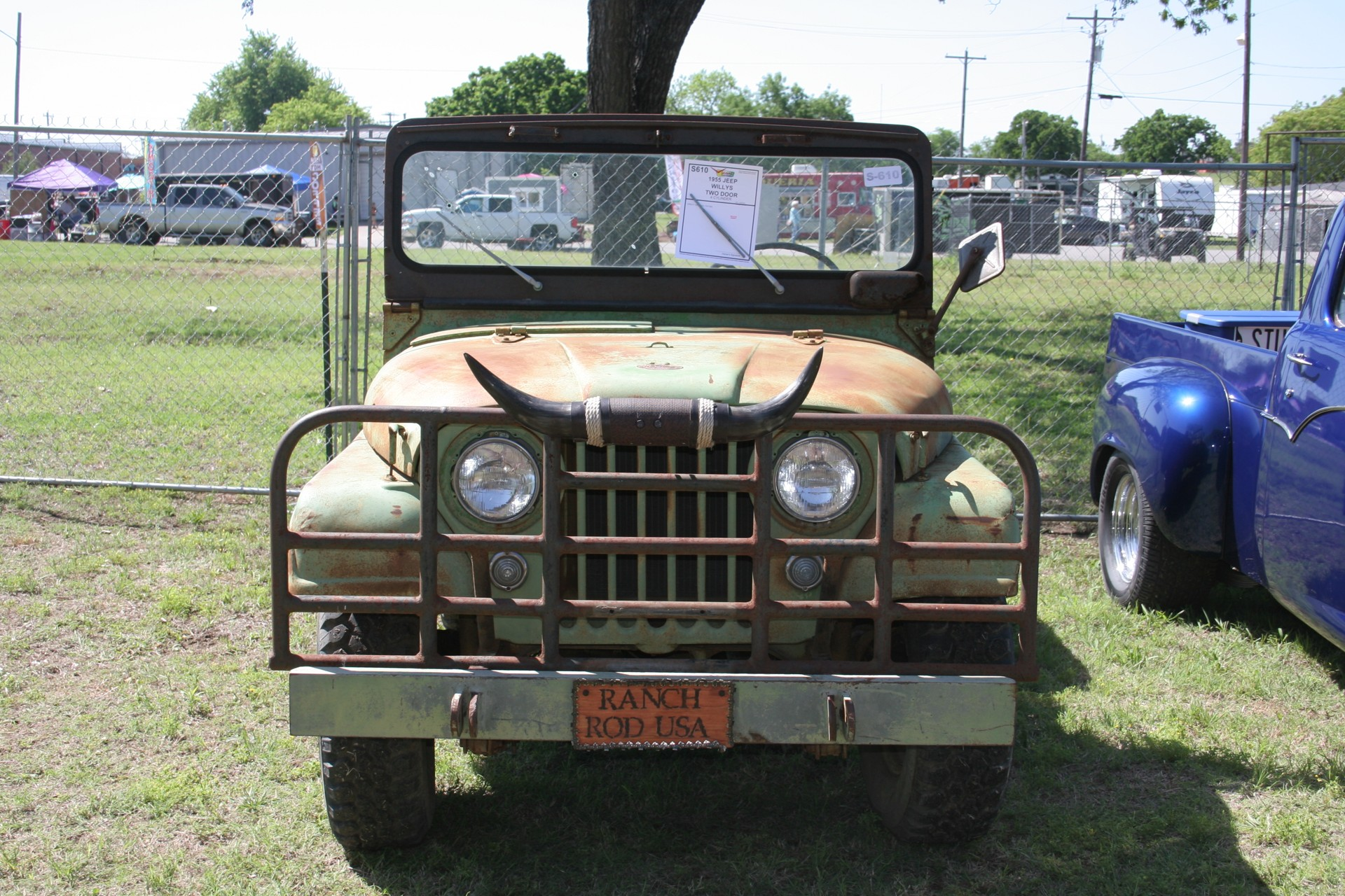 1st Image of a 1955 JEEP WILLYS