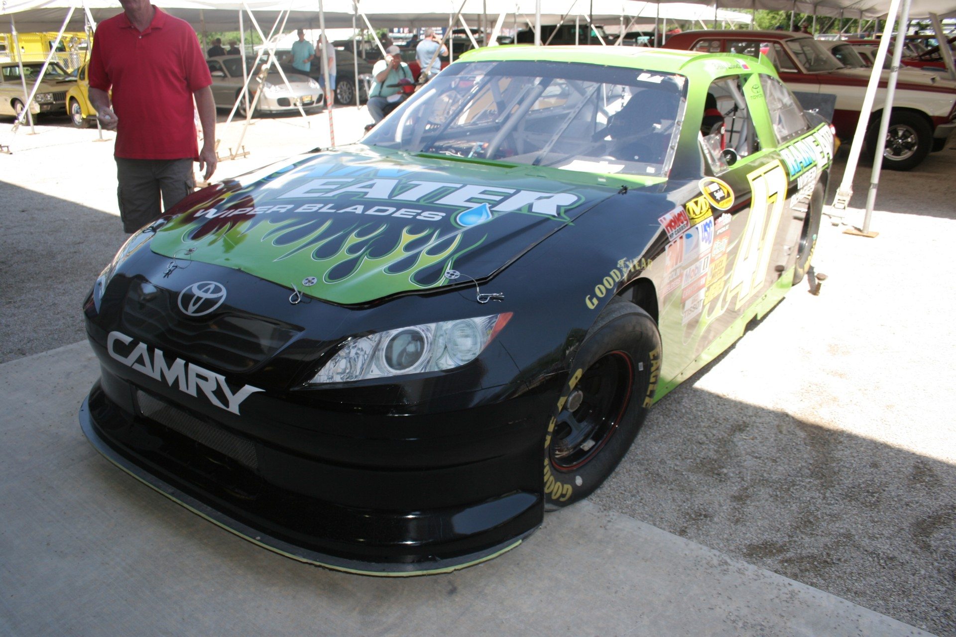 3rd Image of a 2012 TOYOTA CAMRY NASCAR